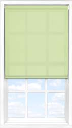 Main display image for Roller Blind product with Wasabi Green Translucent fabric
