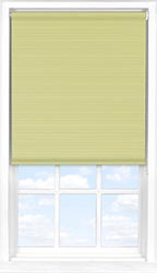 Main display image for Roller Blind product with Sheer Daffodil Transparent fabric