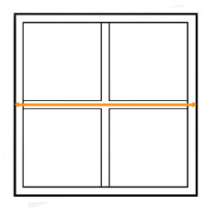 How to measure window width