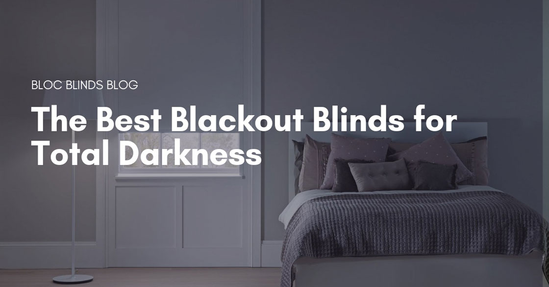 best blackout blinds