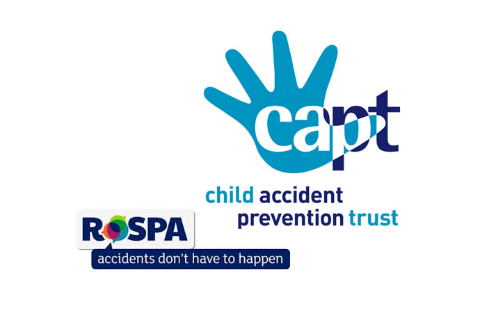 The Make It Safe campaign is endorsed by The Royal Society for the Prevention of Accidents (RoSPA) and the Child Accident Prevent Trust (CAPT)