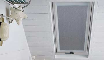 Blinds for Luctis skylights