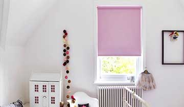 Easifit drill-free blinds for children