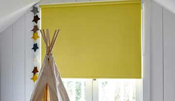 roller blinds for children