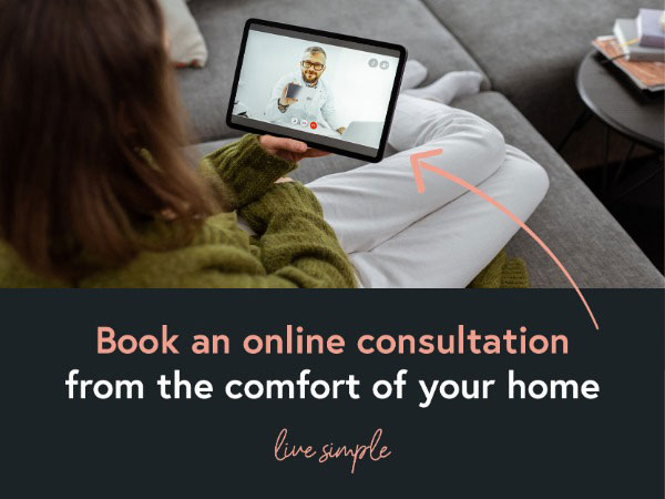 Online Consulation feature image