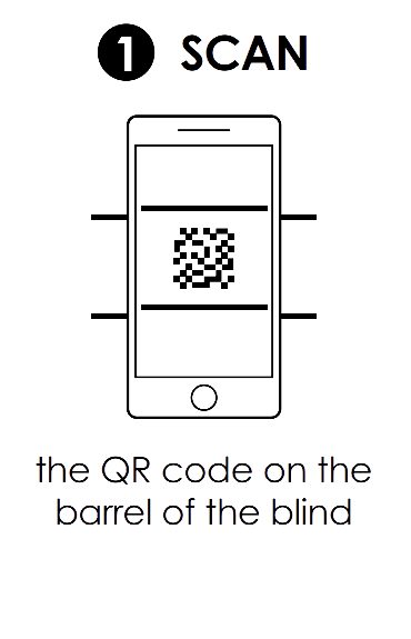 Scan your blind