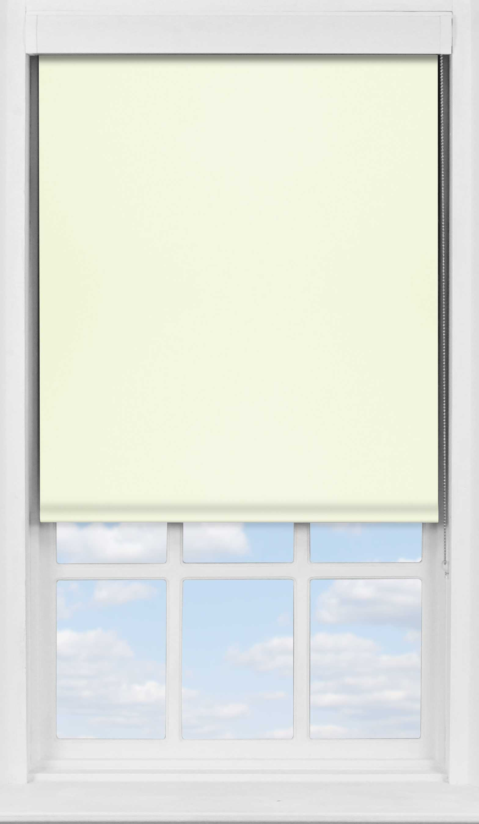 Premium Roller Blind in Bog Cotton Blackout