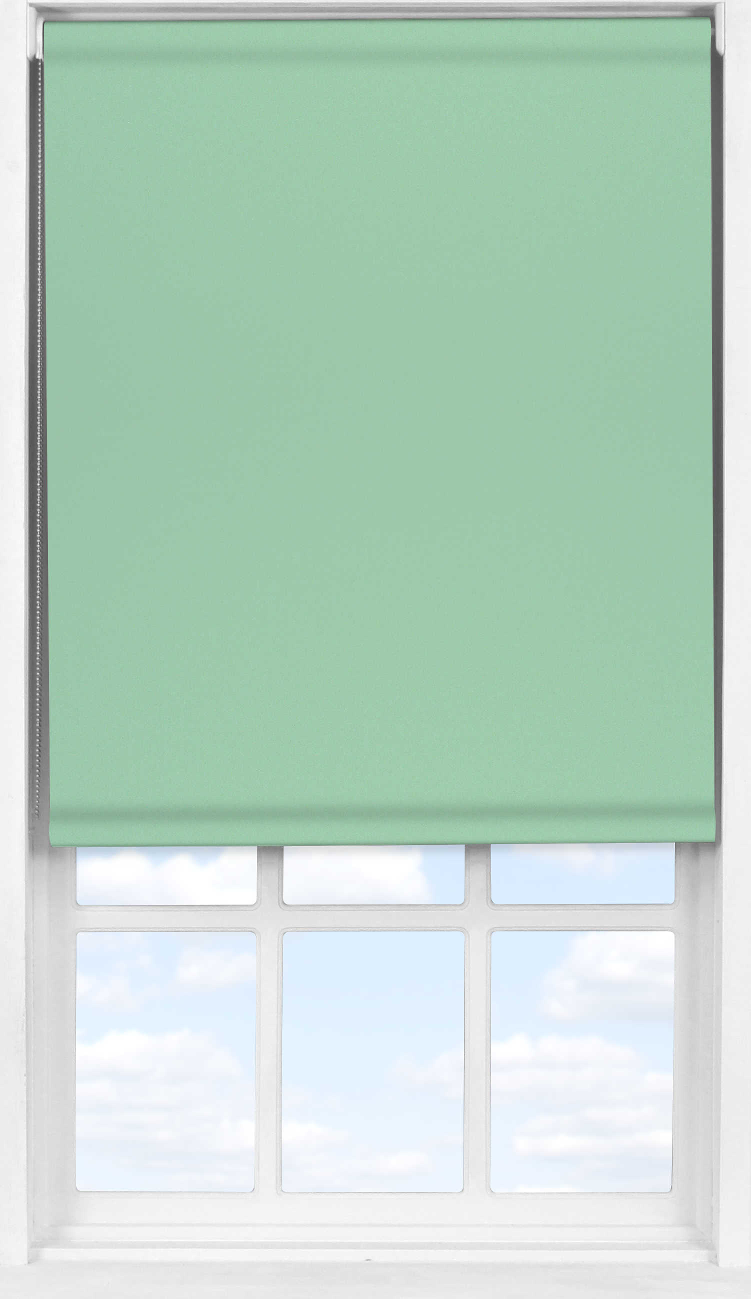 Easifit Roller Blind in Duck Egg Blackout