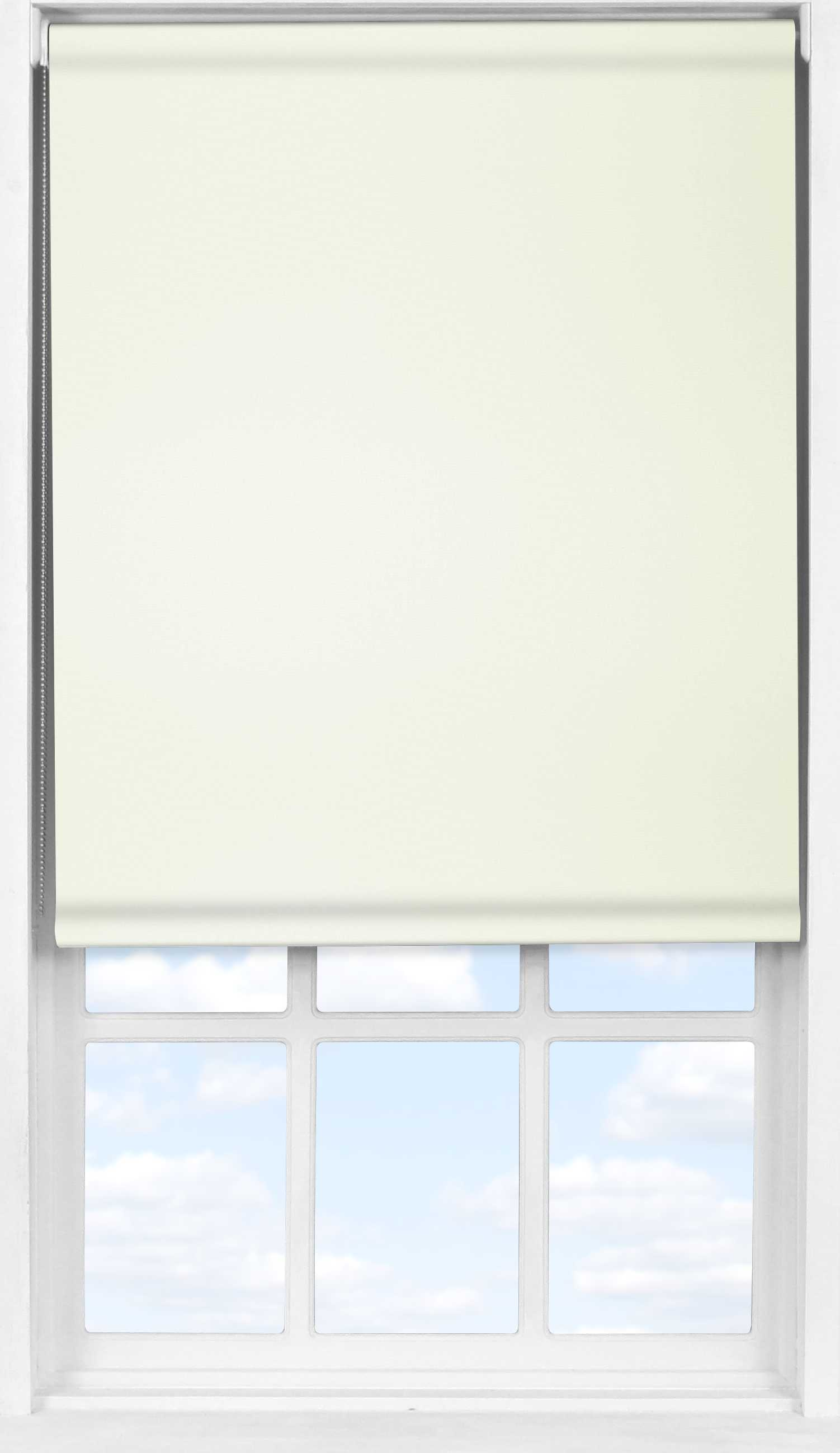 Easifit Roller Blind in Tymia Natural Blackout
