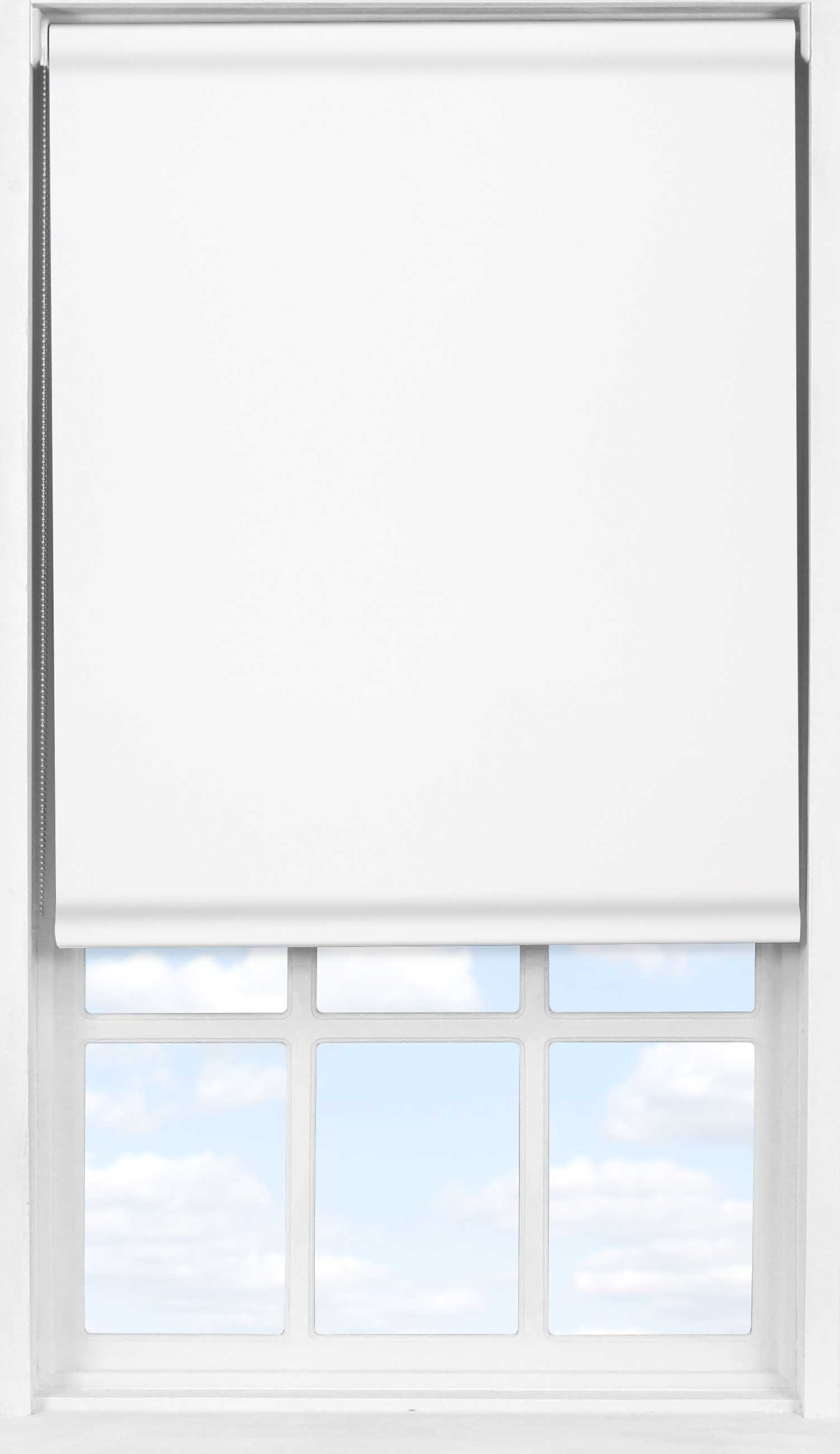 Easifit Roller Blind in Polar White Translucent