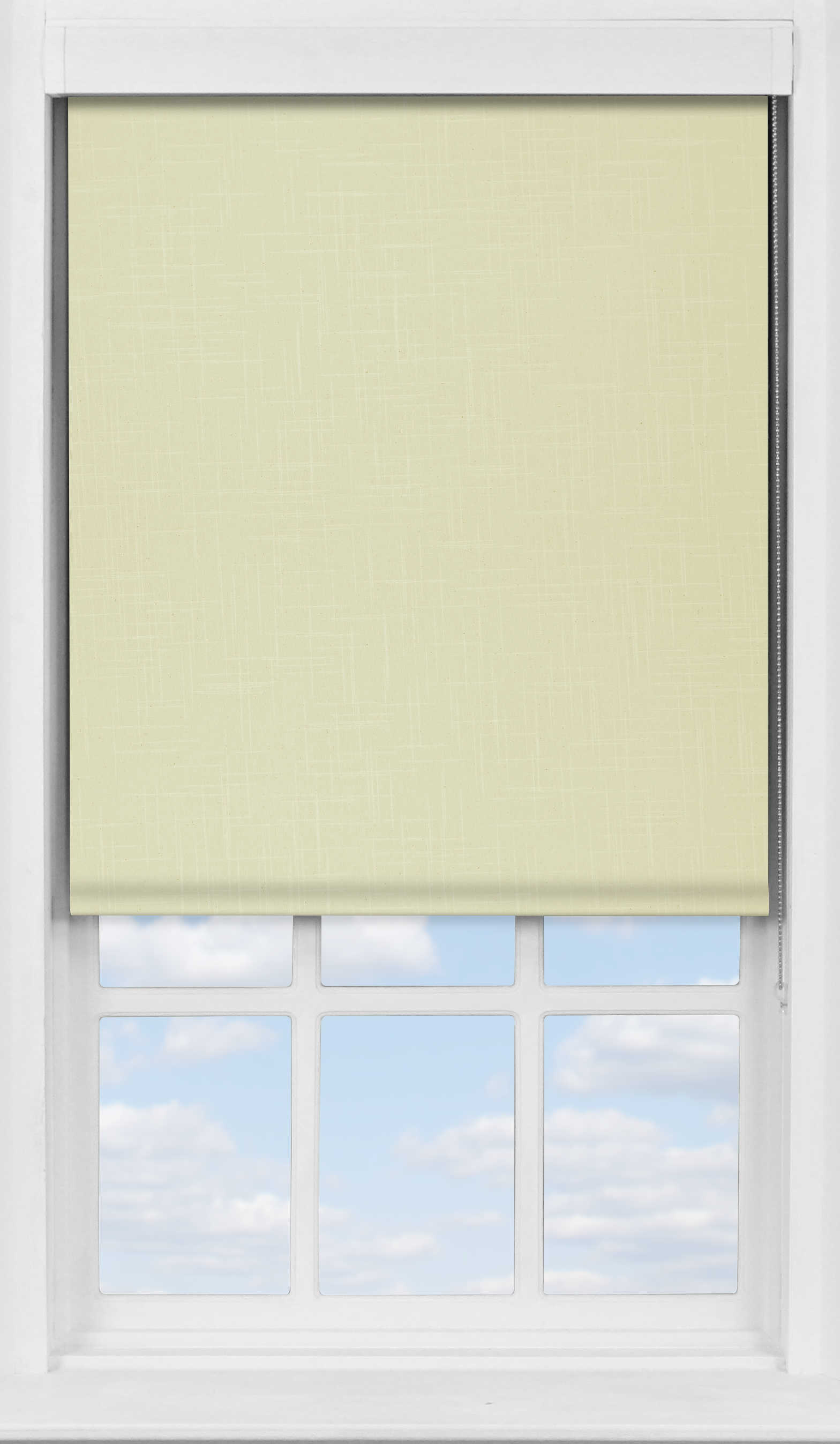 Premium Roller Blind in Beachcomber Translucent