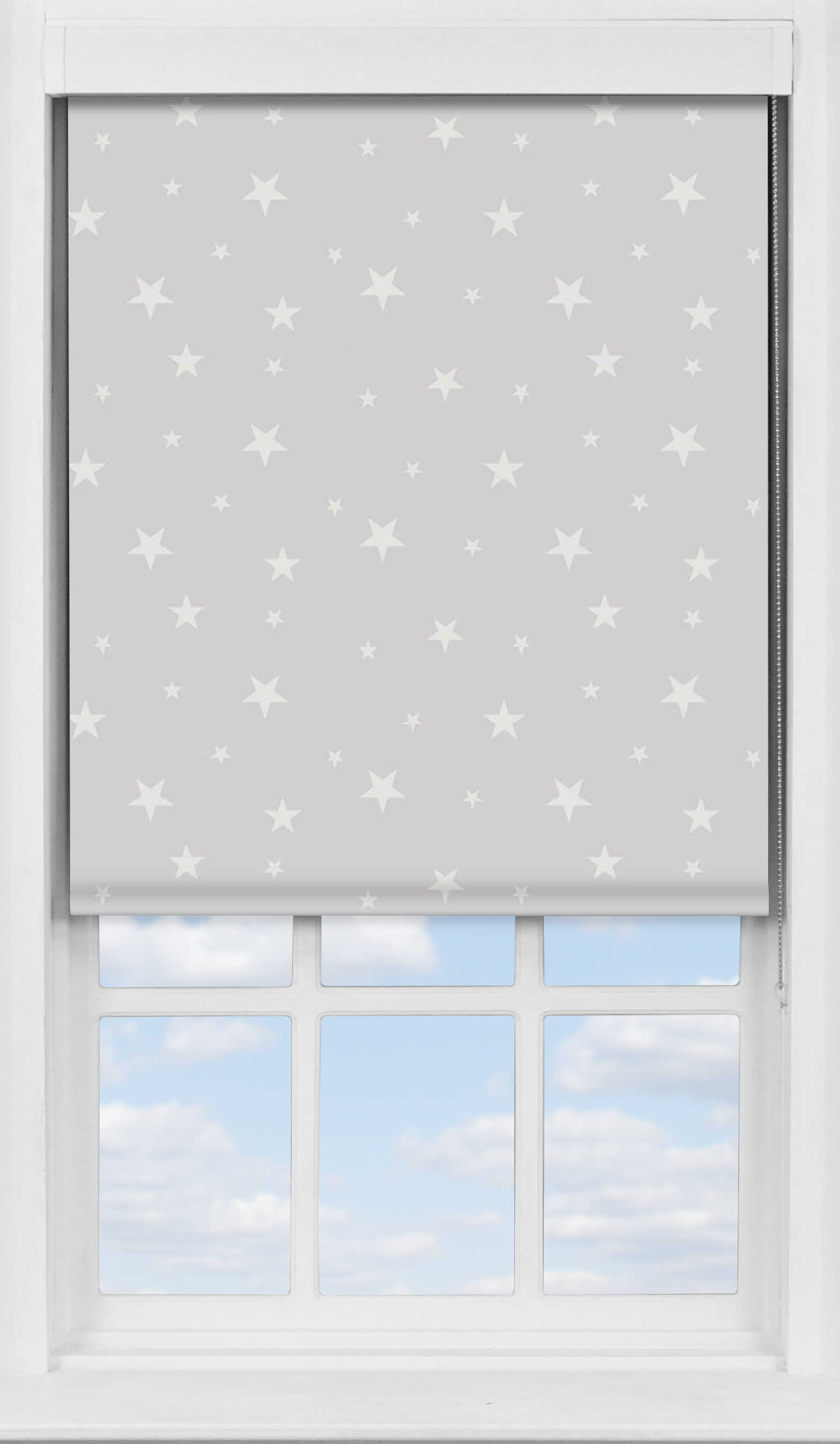 Premium Roller Blind in Night Night Glow Blackout