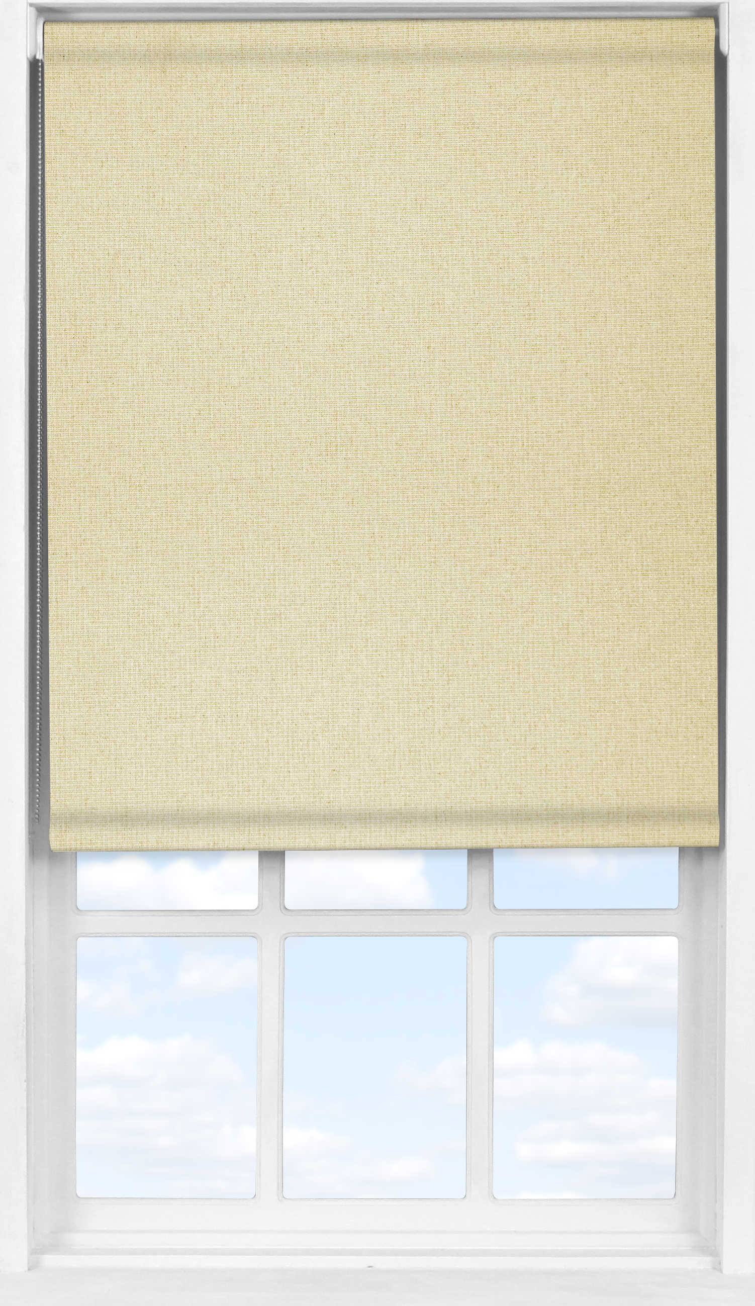 Easifit Roller Blind in Flax Translucent