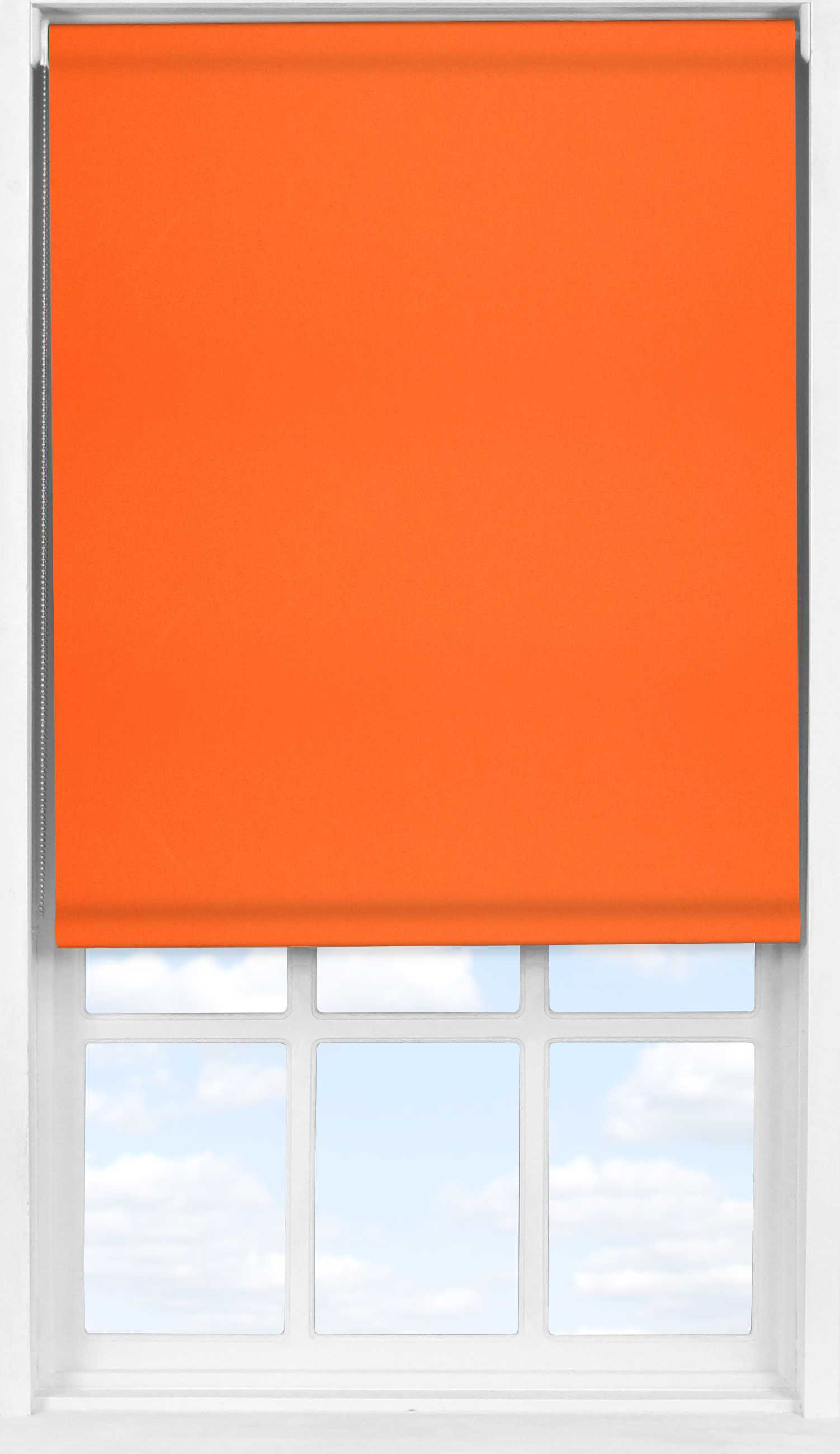 Easifit Roller Blind in Blaze Blackout