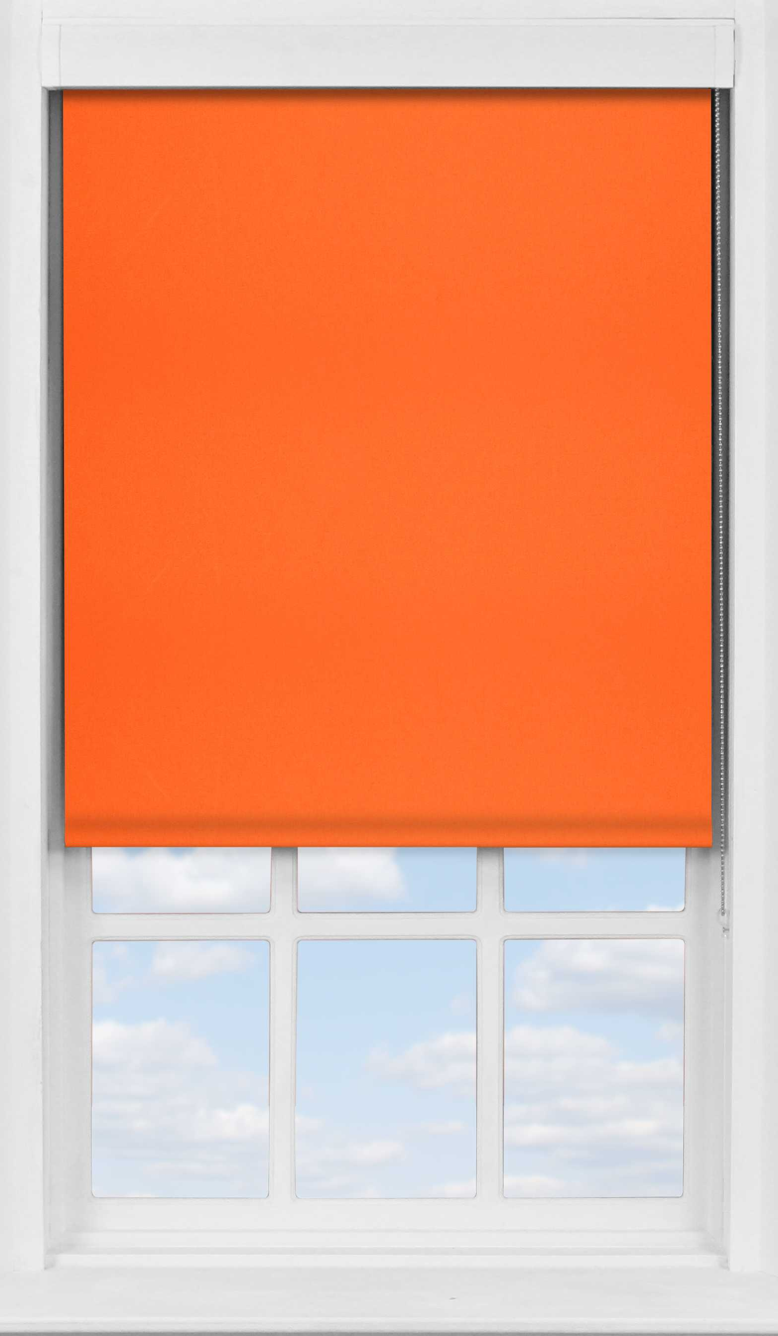 Premium Roller Blind in Blaze Blackout