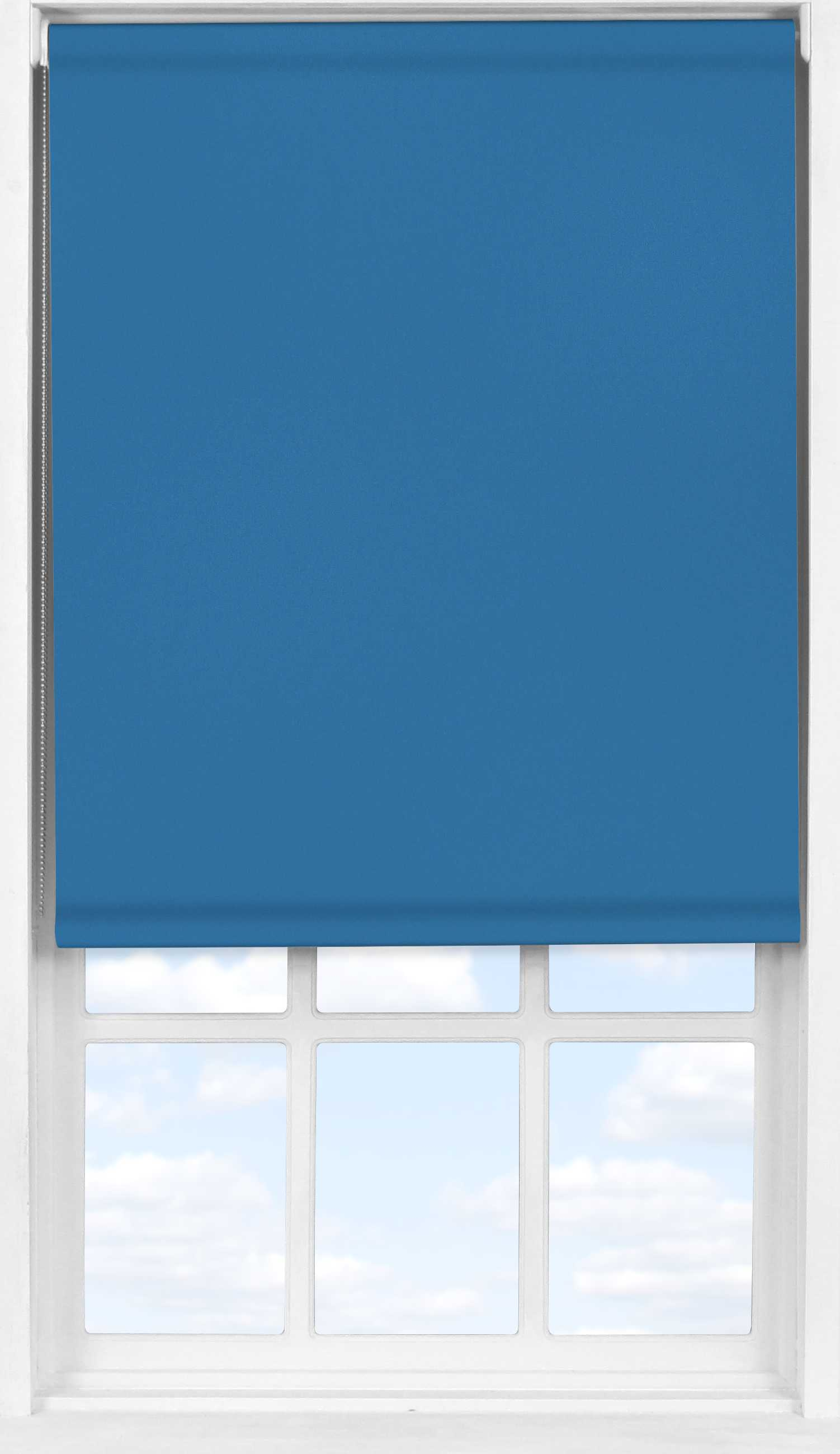 Easifit Roller Blind in Cobalt Blackout