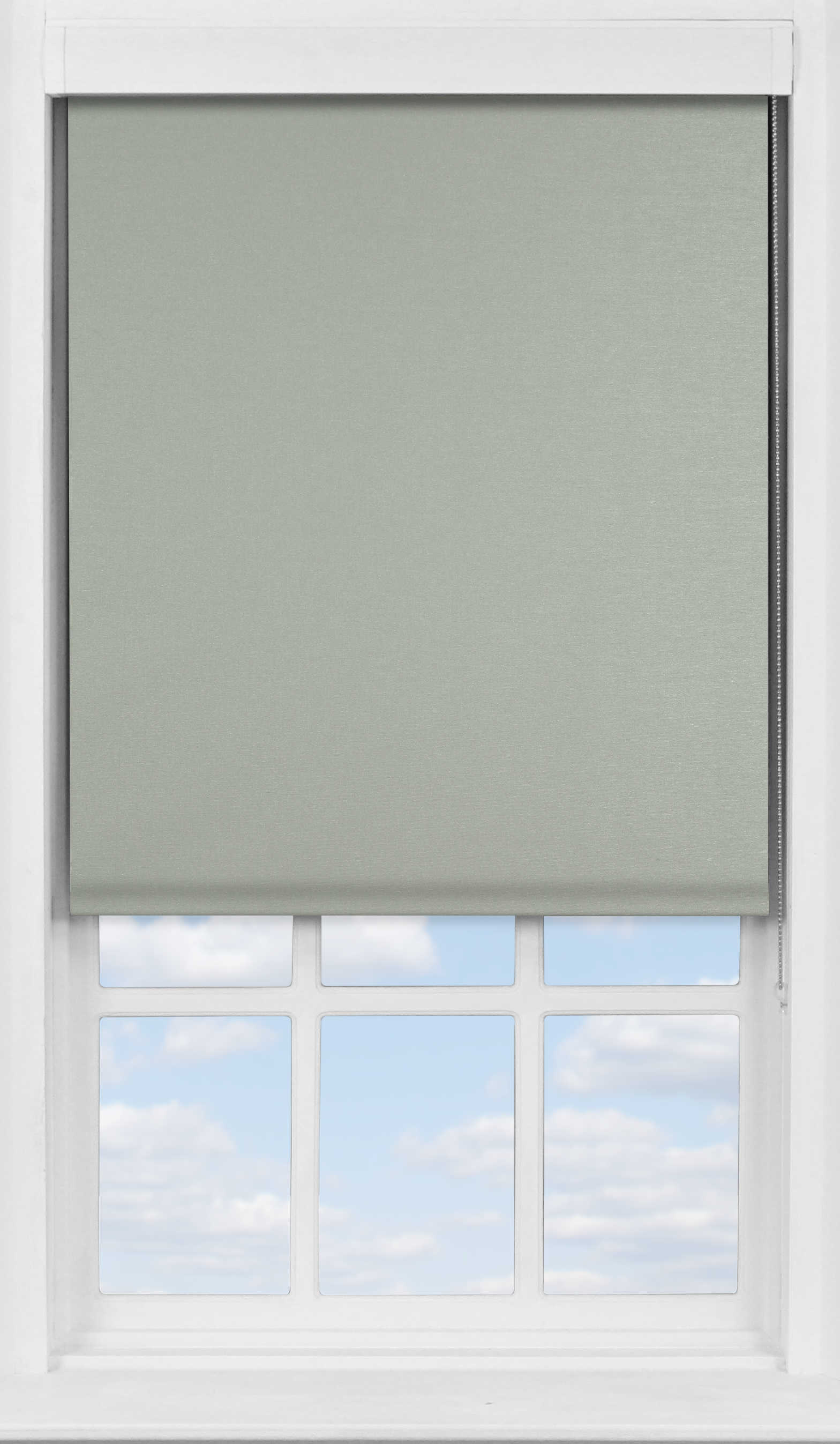 Premium Roller Blind in Moonlit Shimmer Blackout