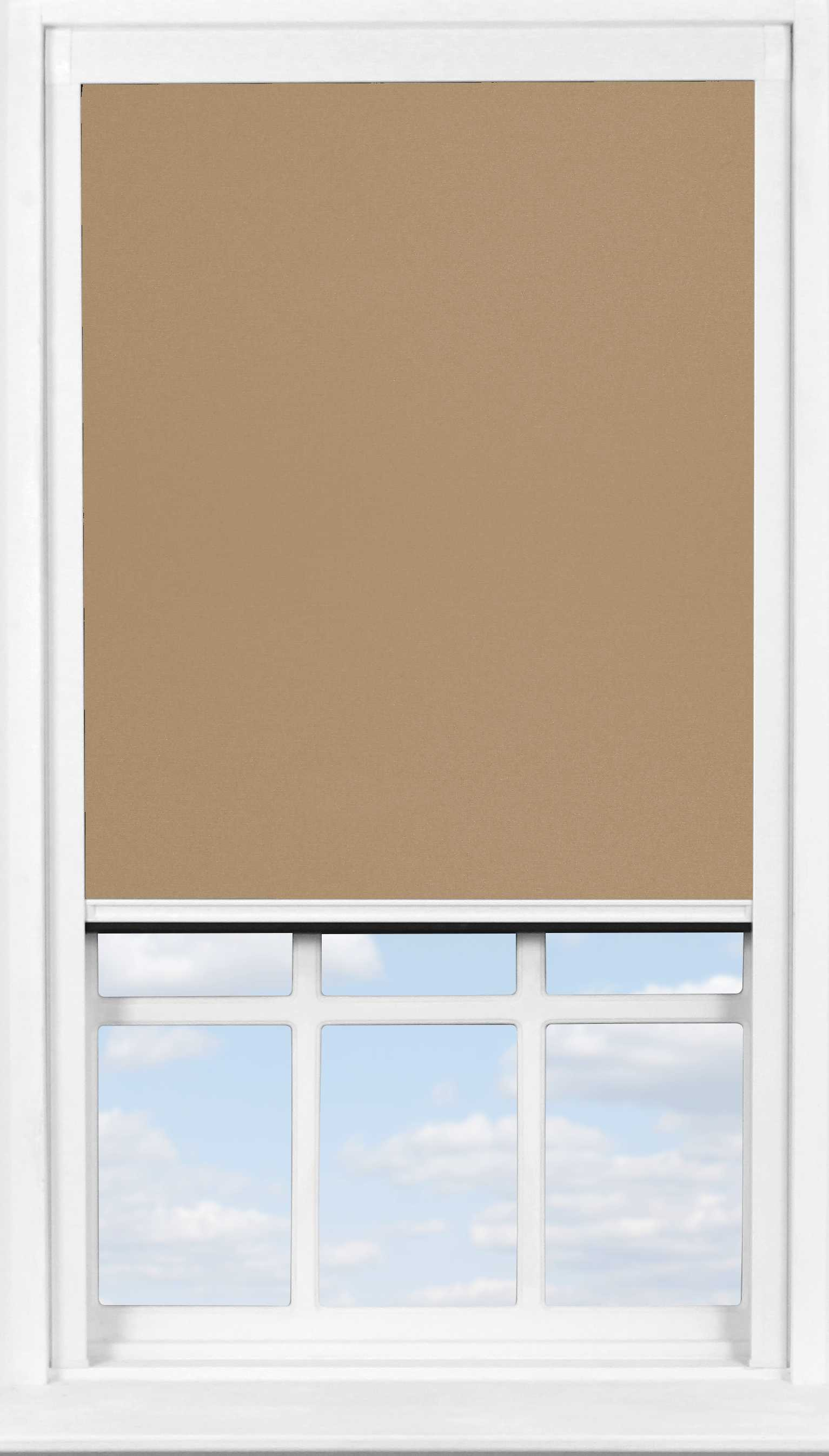 black sizes uk gen fast samplecoconut blackoutblocout blind husk from blocout halfclosed bloc order roller delivery blinds at online buy standard window out free