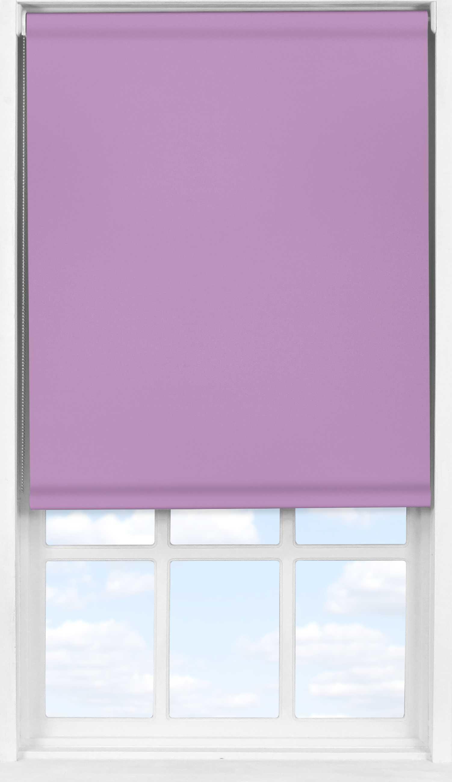 Easifit Roller Blind in Foxglove Translucent