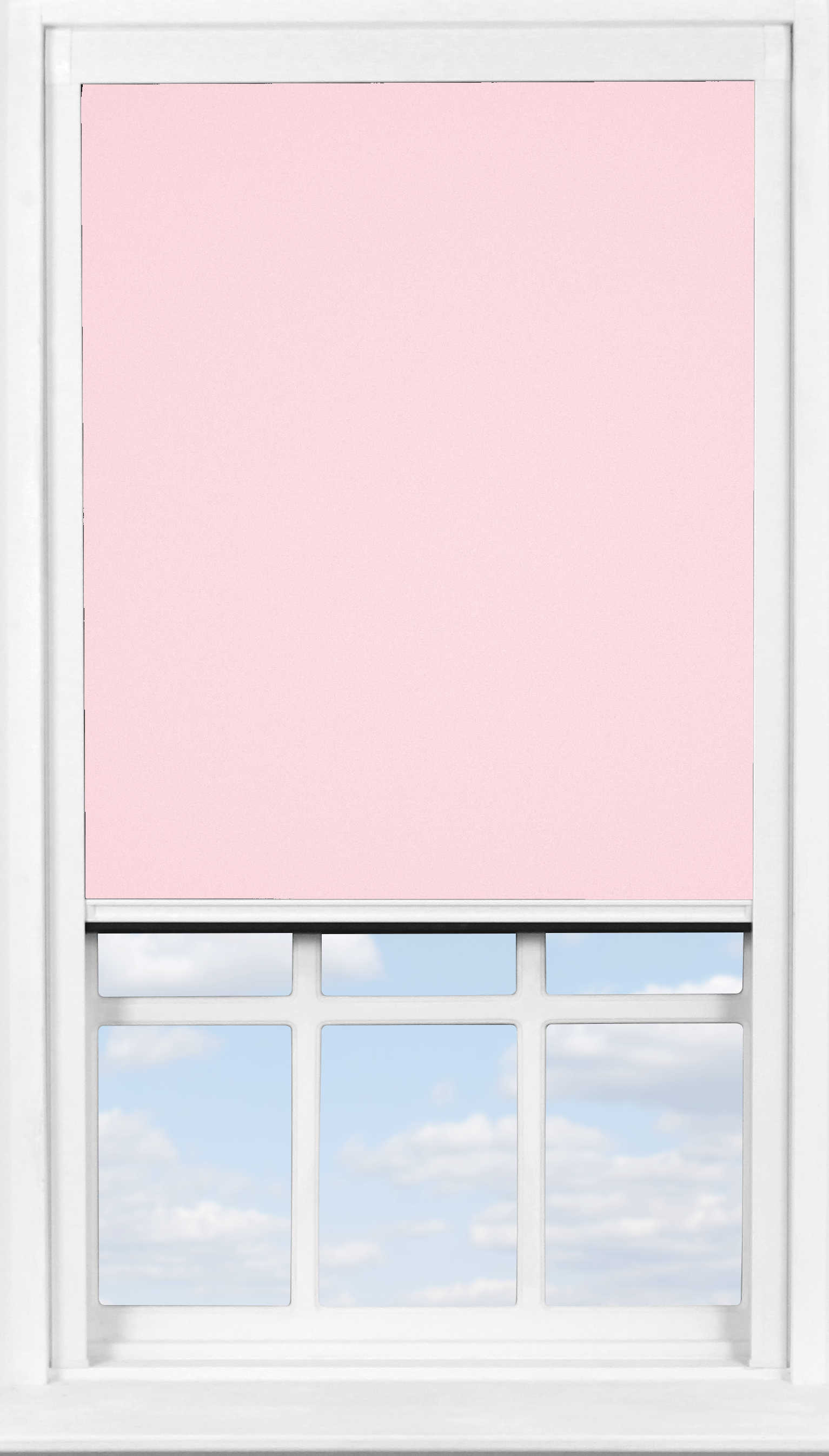 BlocOut™ in Pink Macaroon Blackout