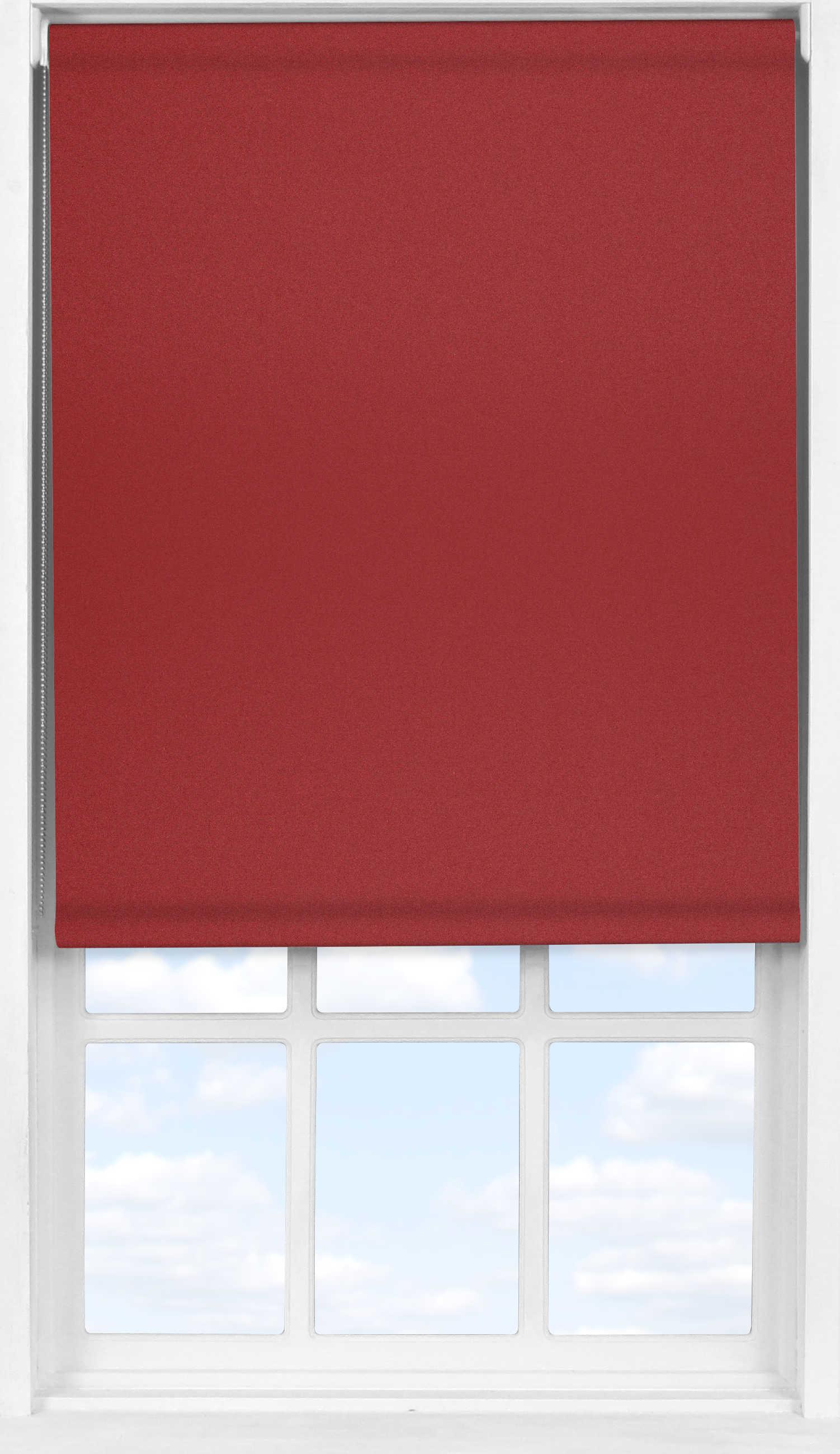 Easifit Roller Blind in Ruby Translucent