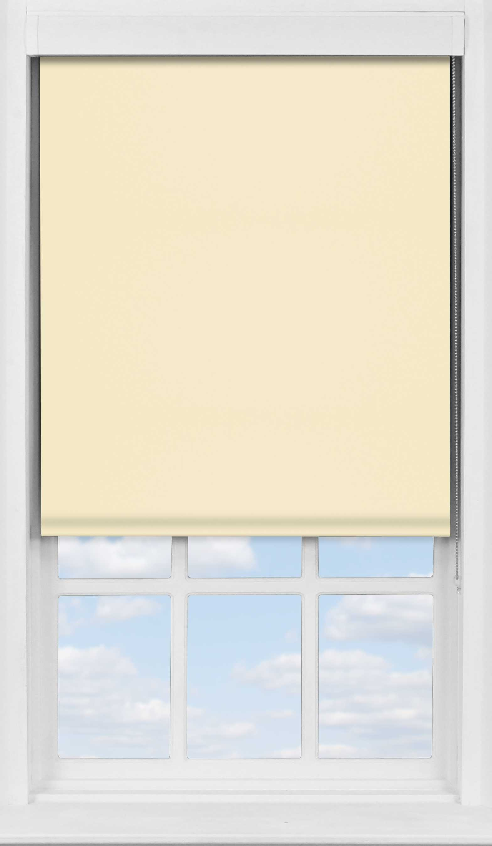Premium Roller Blind in Taupe Blackout