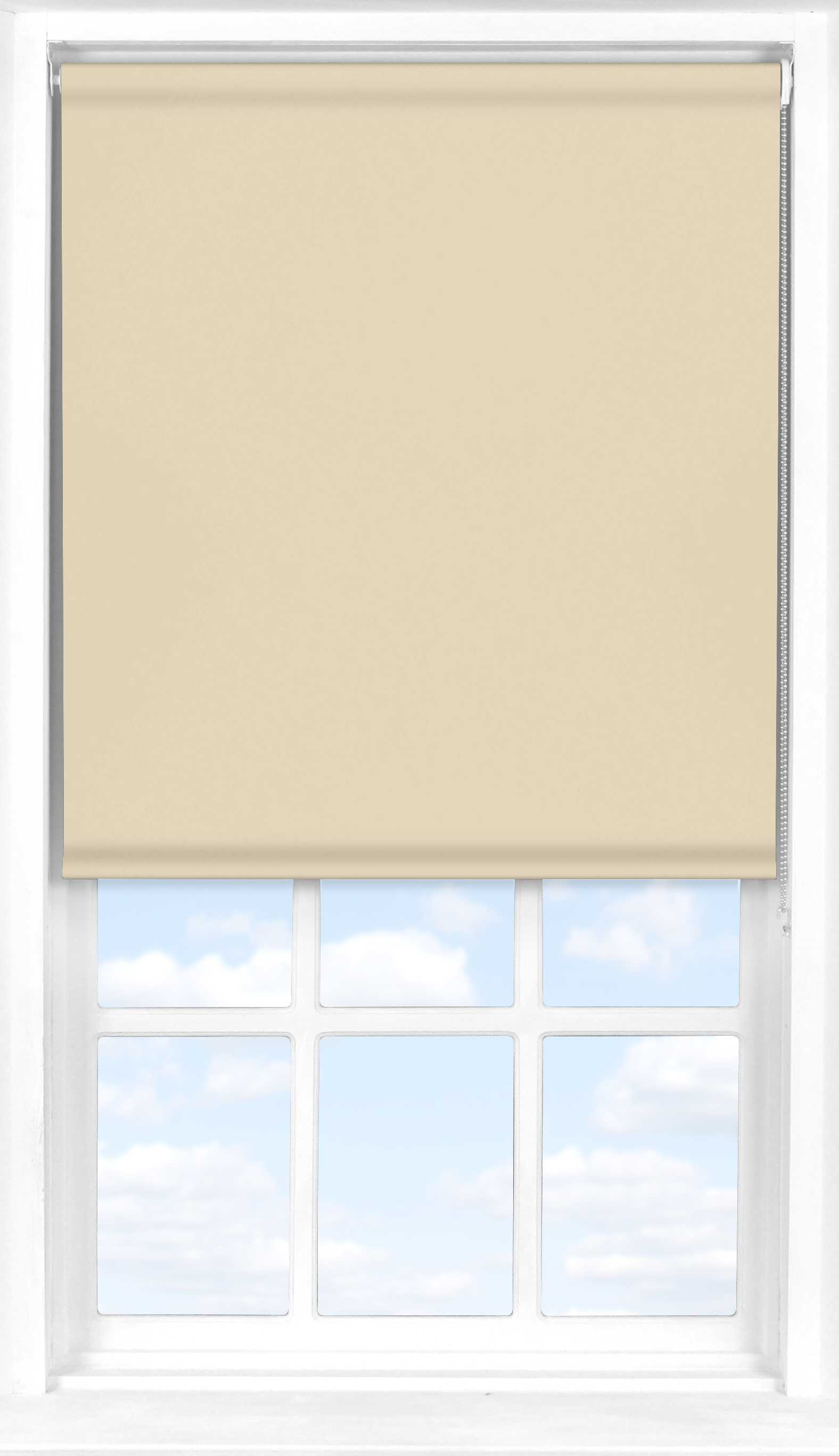 Roller Blind in Taupe Translcuent
