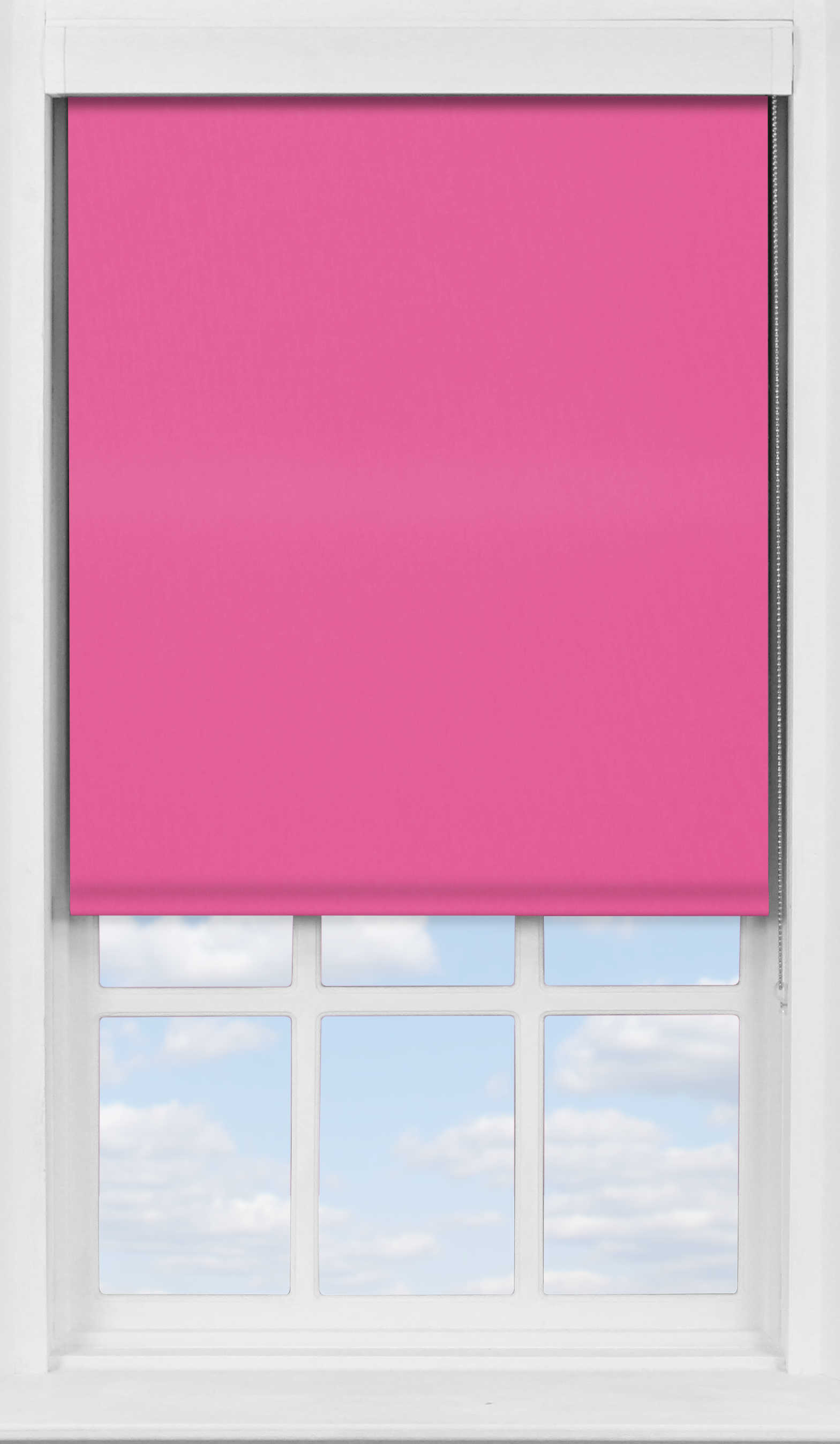 Premium Roller Blind in Sugar Pink Blackout