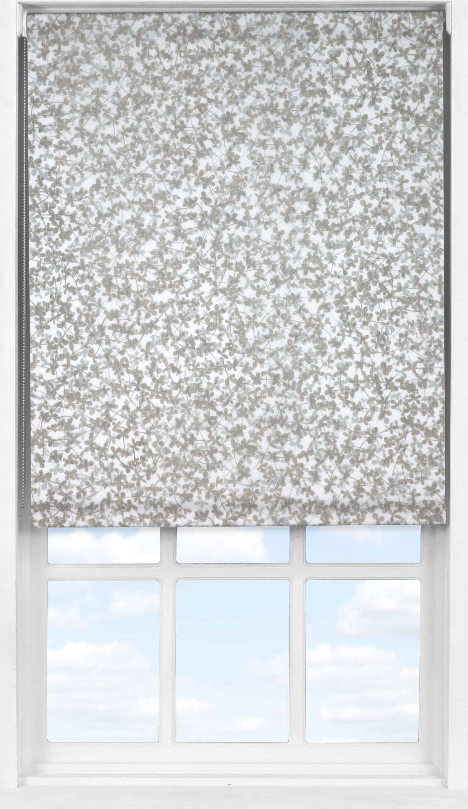 Easifit Roller Blind in Meadow Transparent