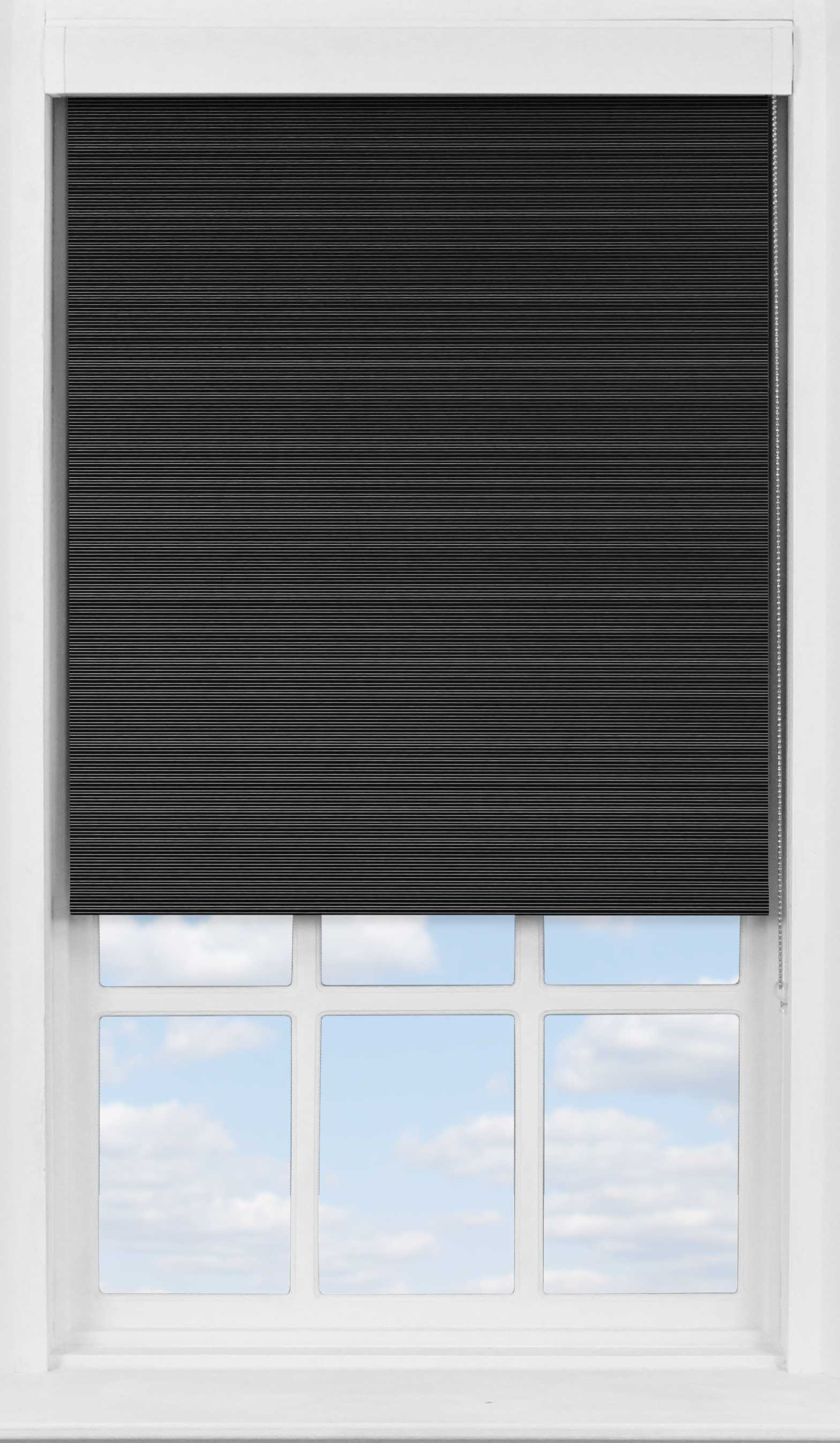 Premium Roller Blind in Nimbus Transparent