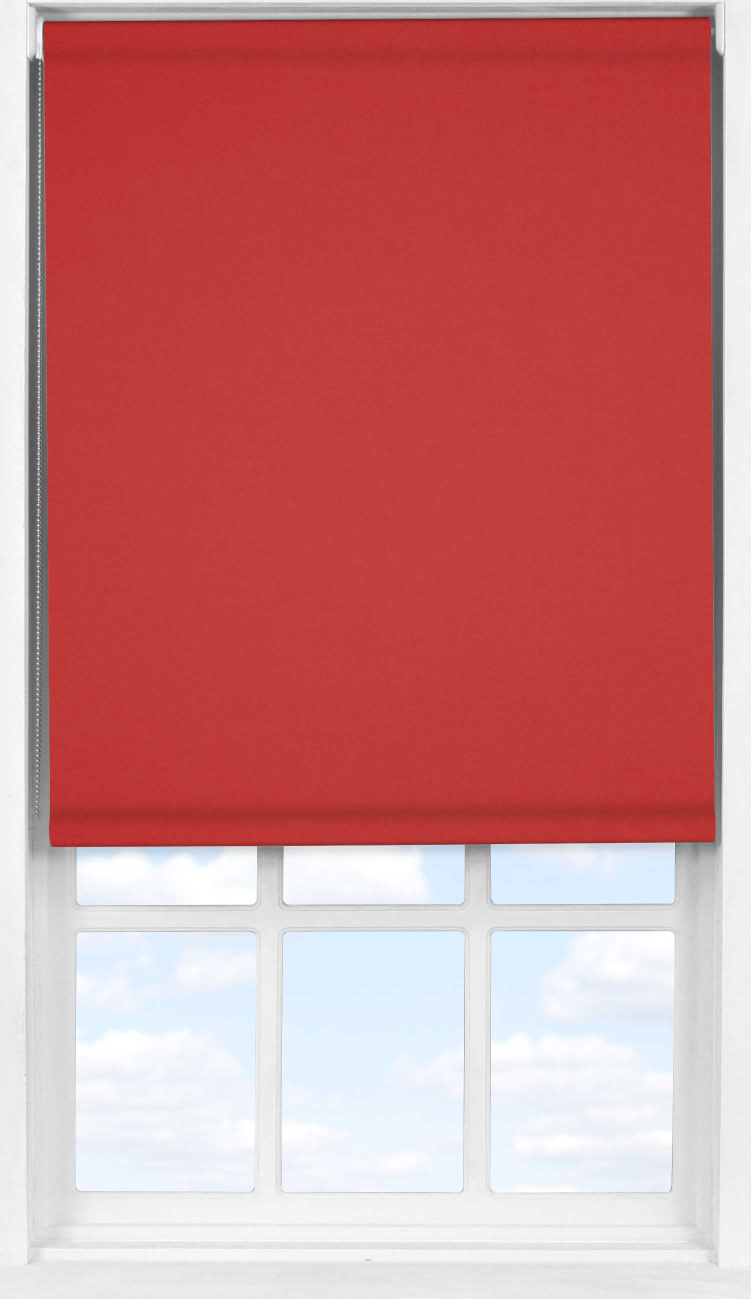 Easifit Roller Blind in Soft Plum Translucent