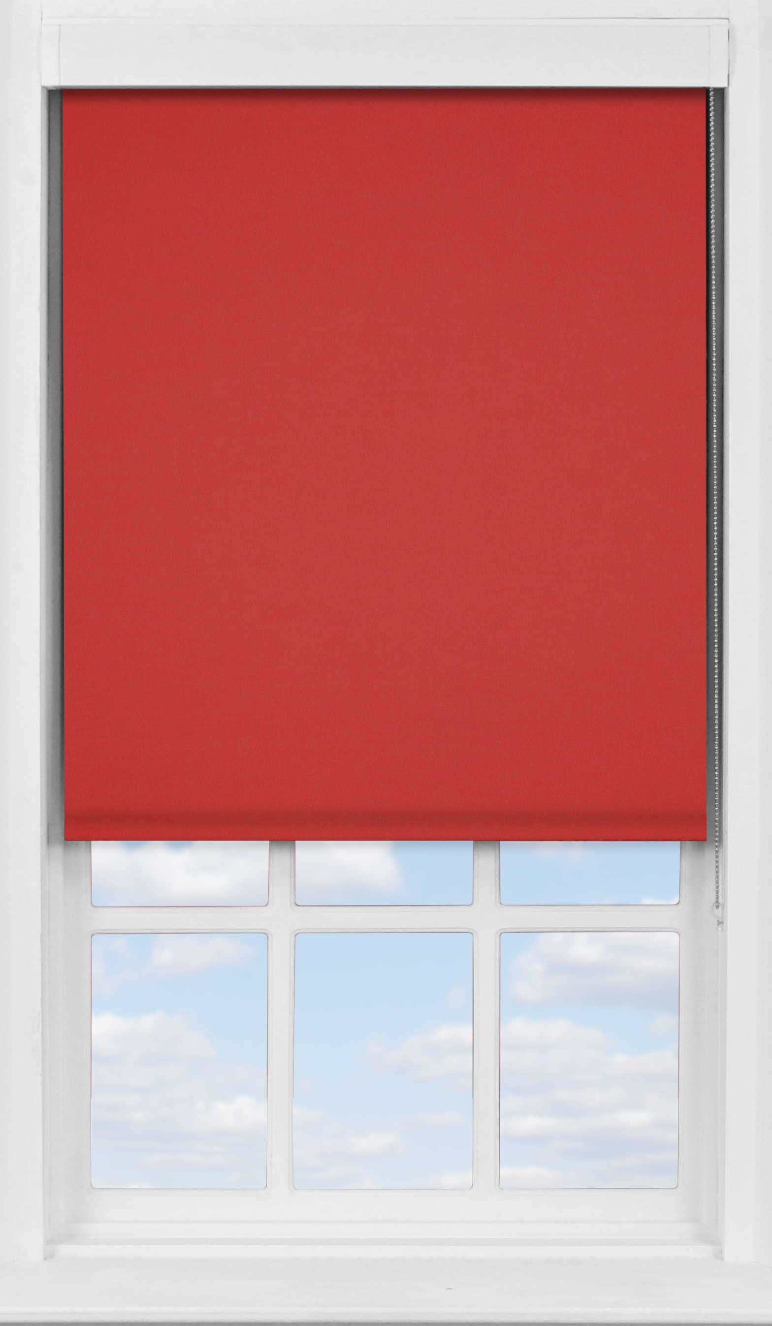Premium Roller Blind in Soft Plum Translucent