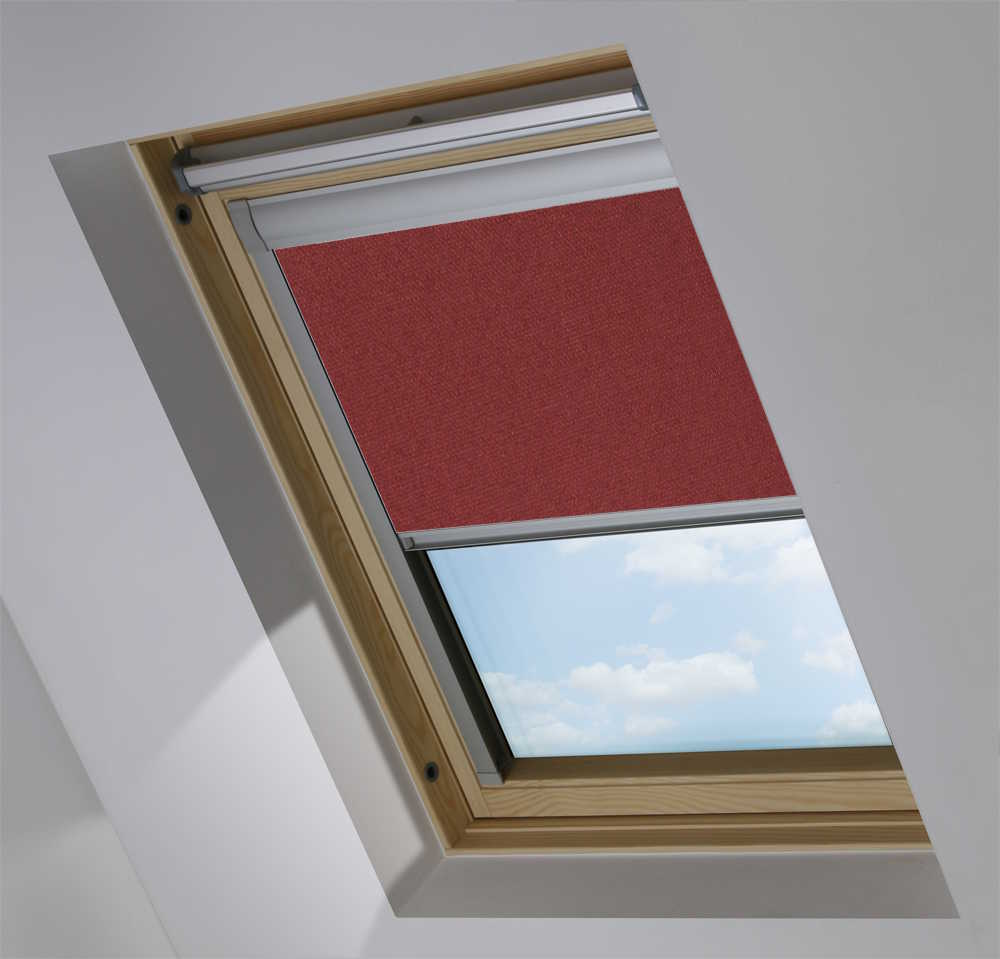 Made-To-Measure Premium Skylight Blind in Shiraz Translucent