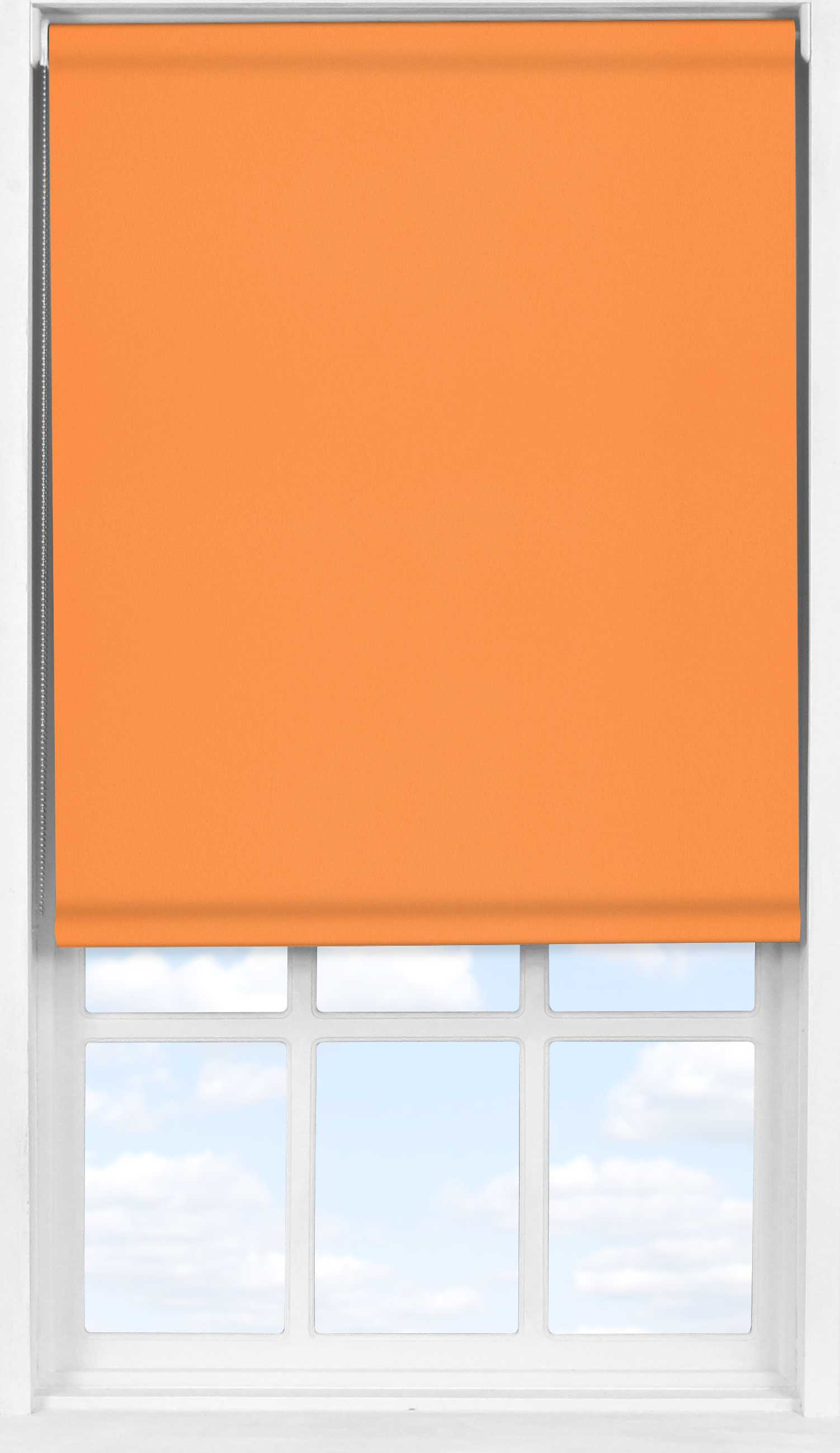 Easifit Roller Blind in Amber Sunset Translucent
