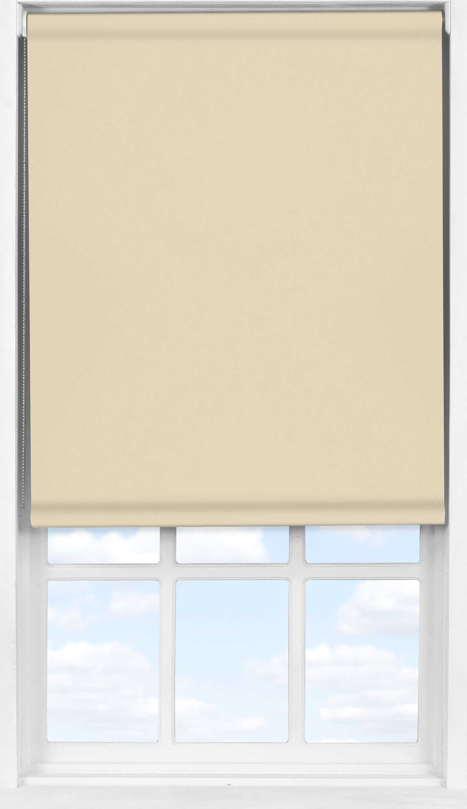 Easifit Roller Blind in Coffee Translucent