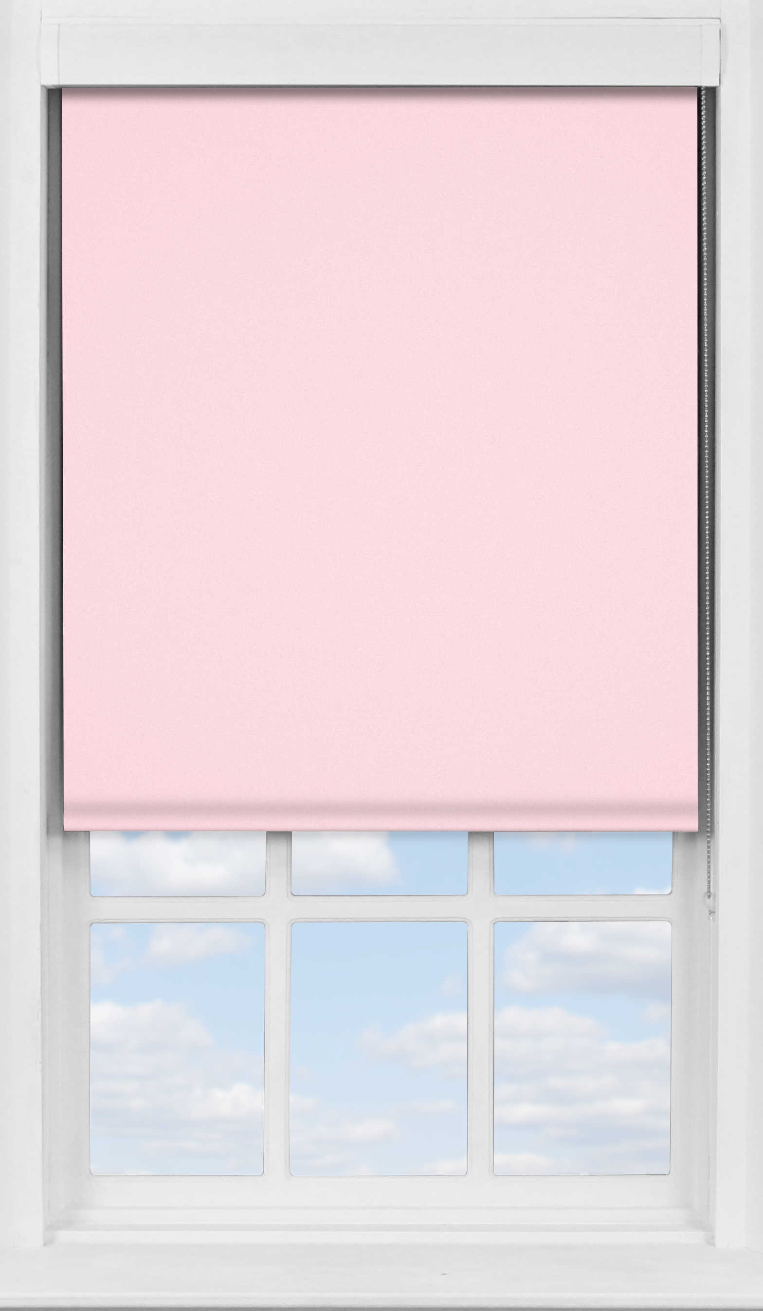 Premium Roller Blind in Bramble Flower Blackout
