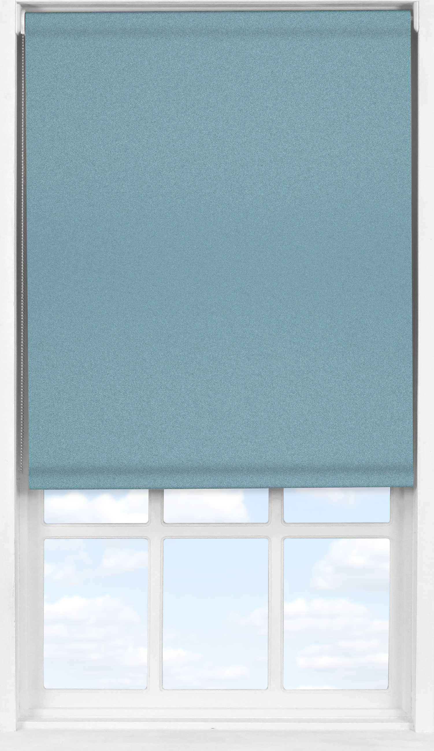 Easifit Roller Blind in Soft Sky Blackout