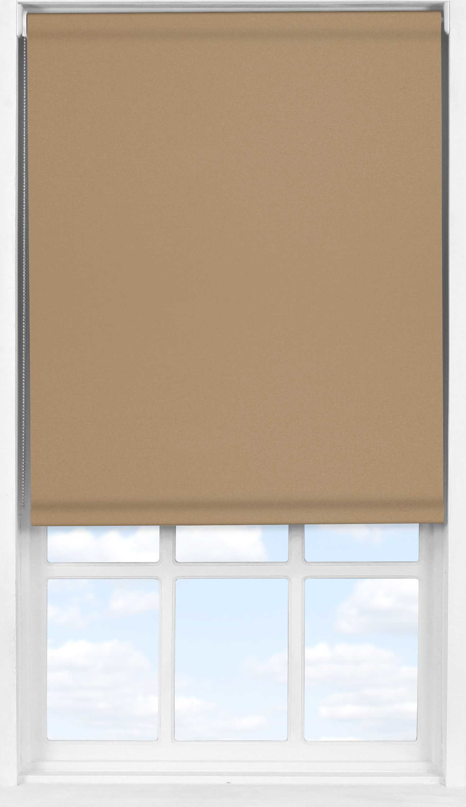 Easifit Roller Blind in Turf Blackout