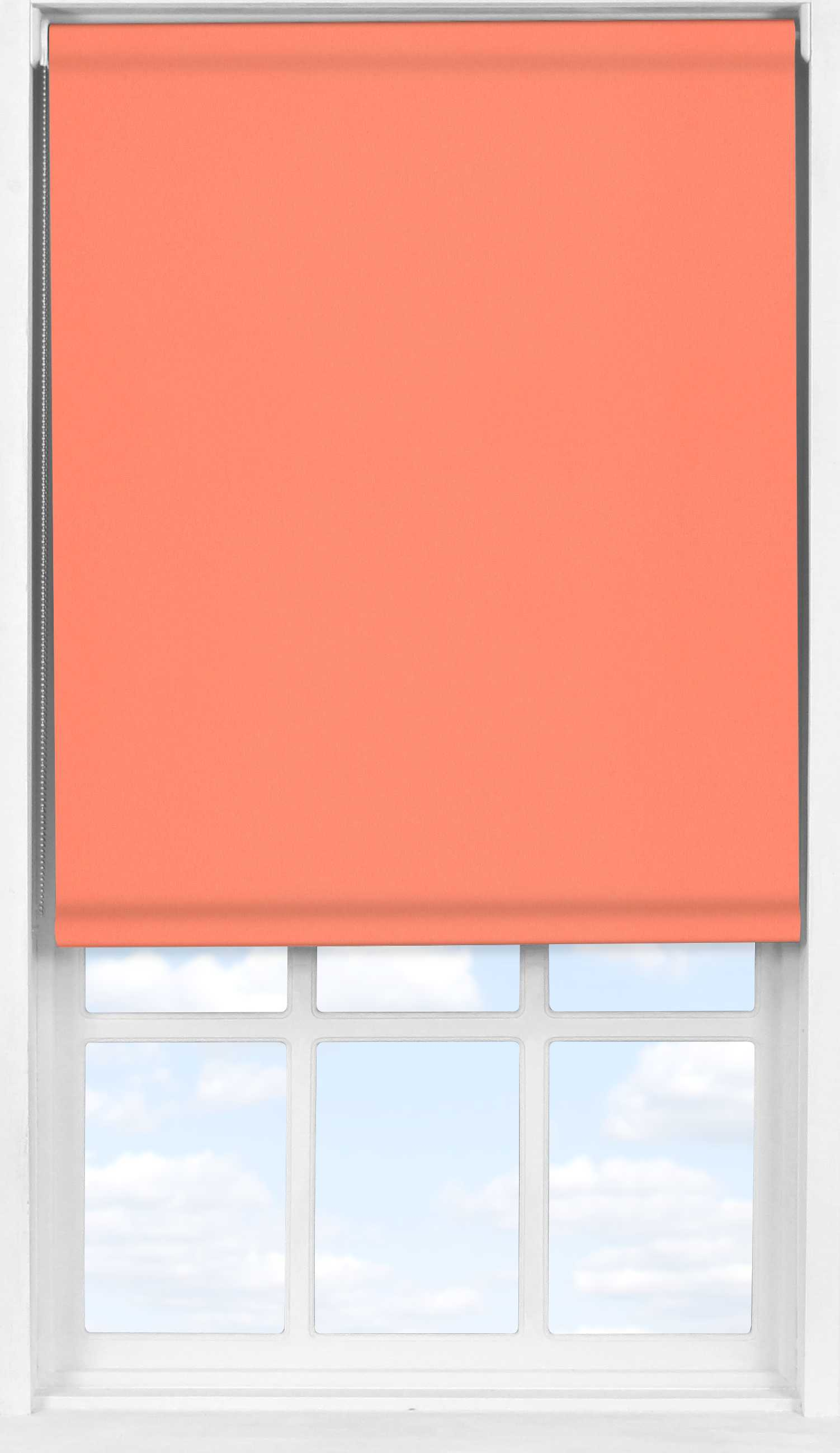 Easifit Roller Blind in Coral Translucent