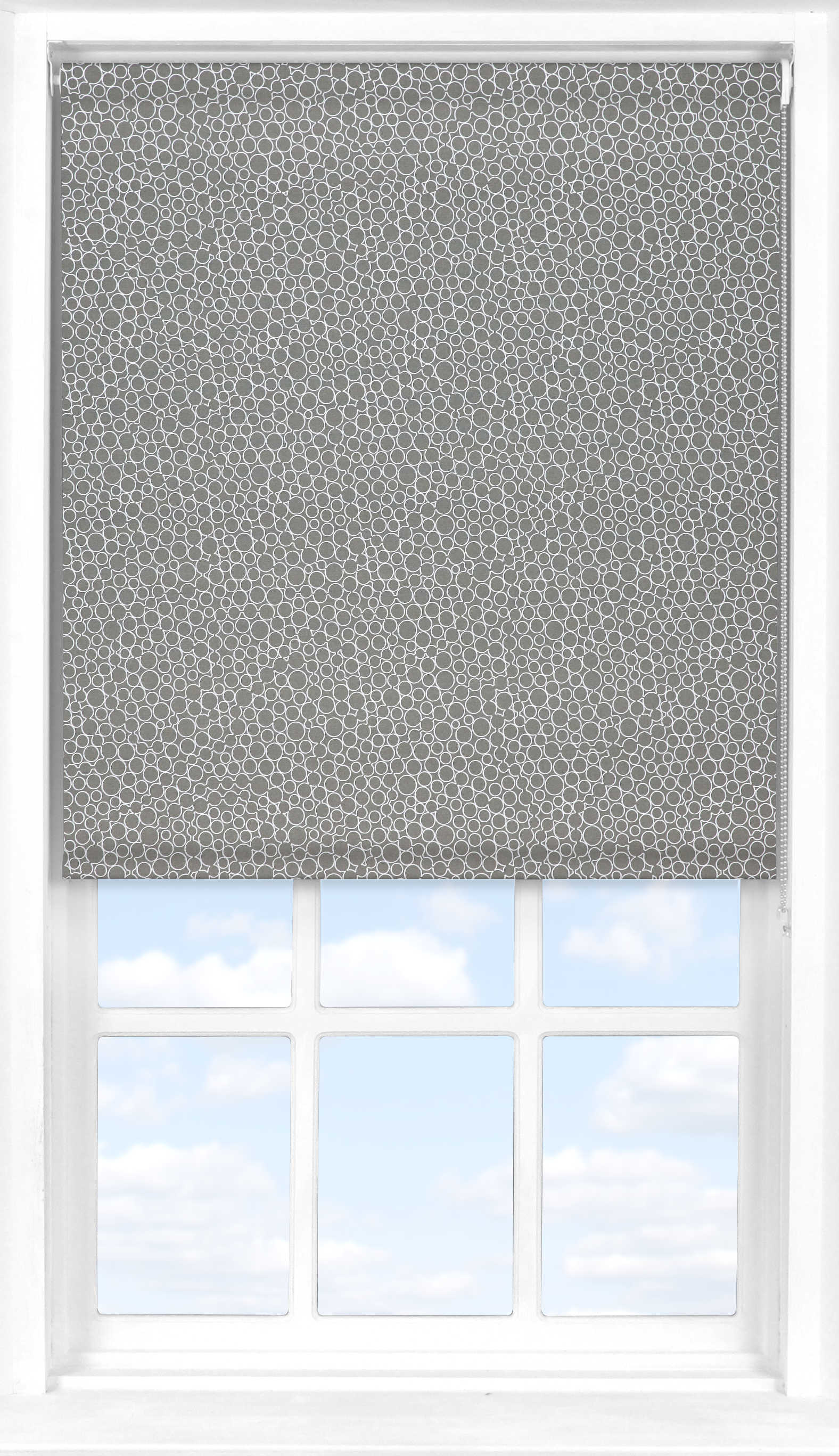 Roller Blind in Pebble Translucent
