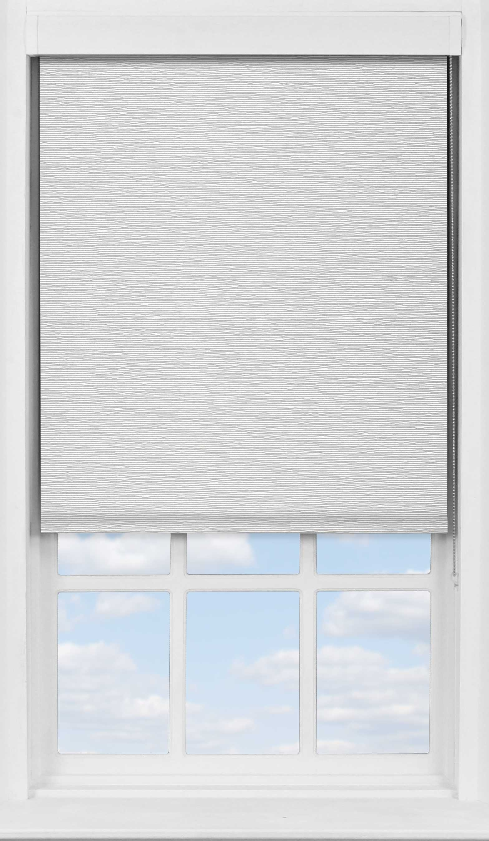 Premium Roller Blind in Birch Translucent