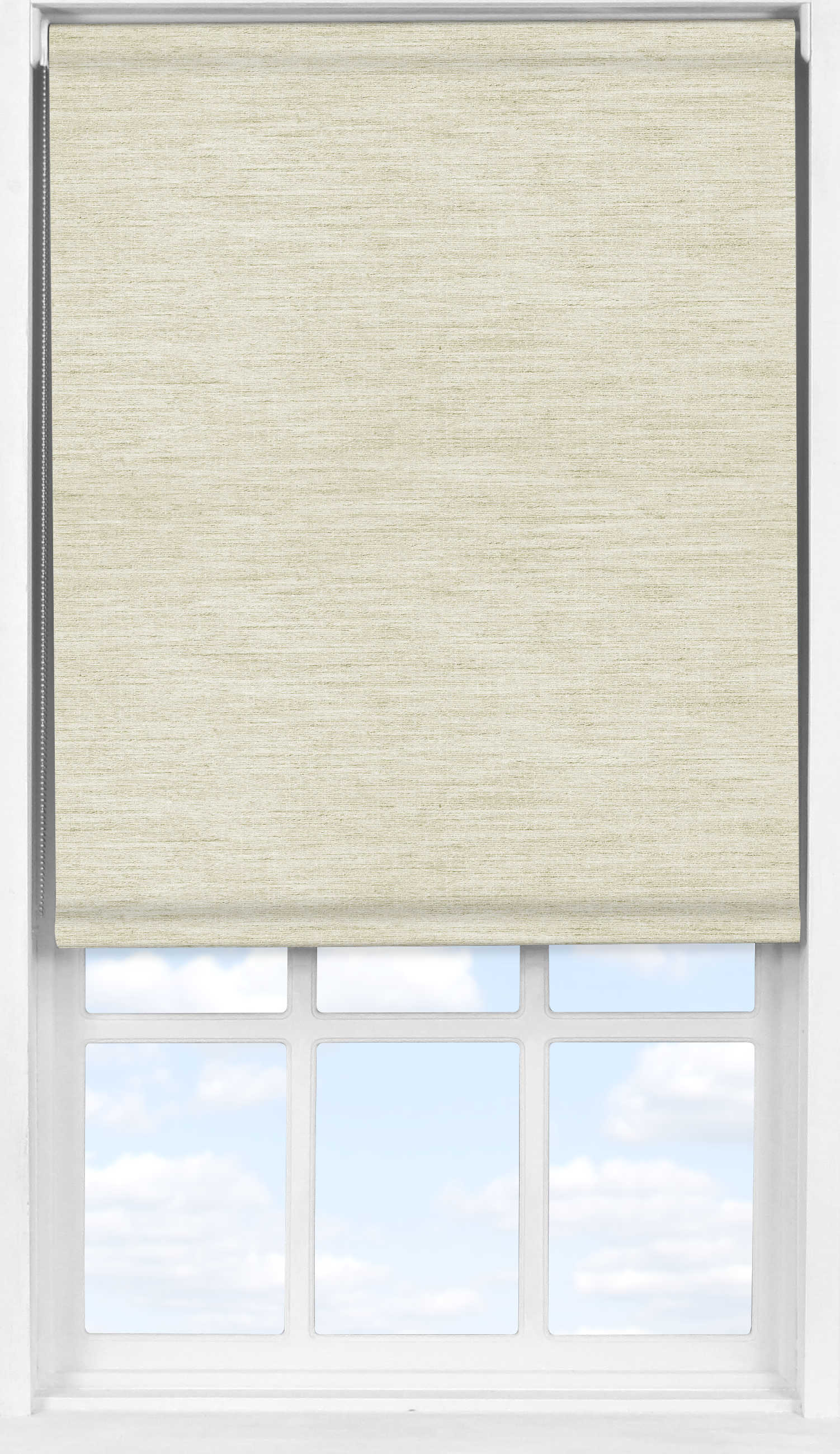 Easifit Roller Blind in Light Seagrass Translucent