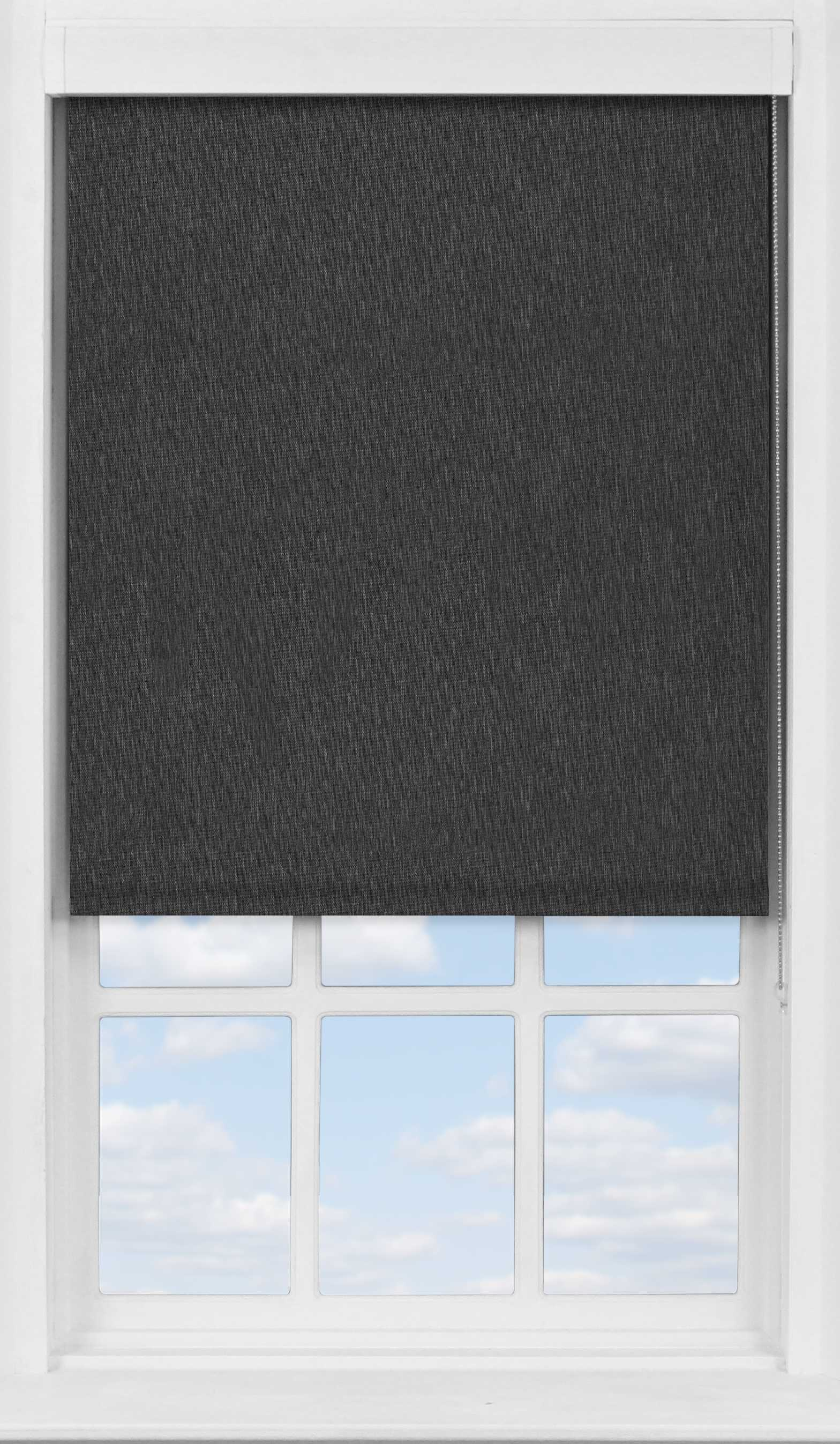 Premium Roller Blind in Nadir Blackout