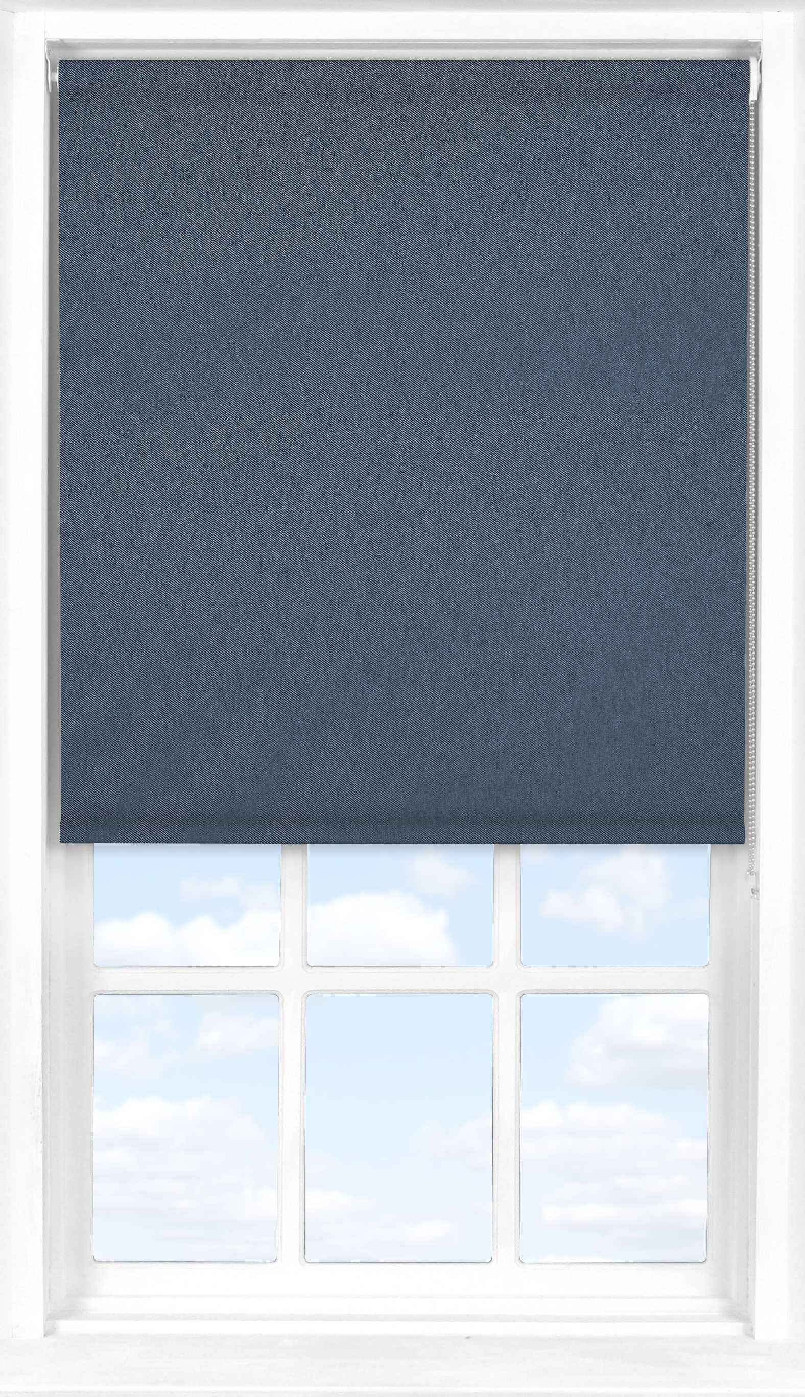 Roller Blind in Pacific Translucent