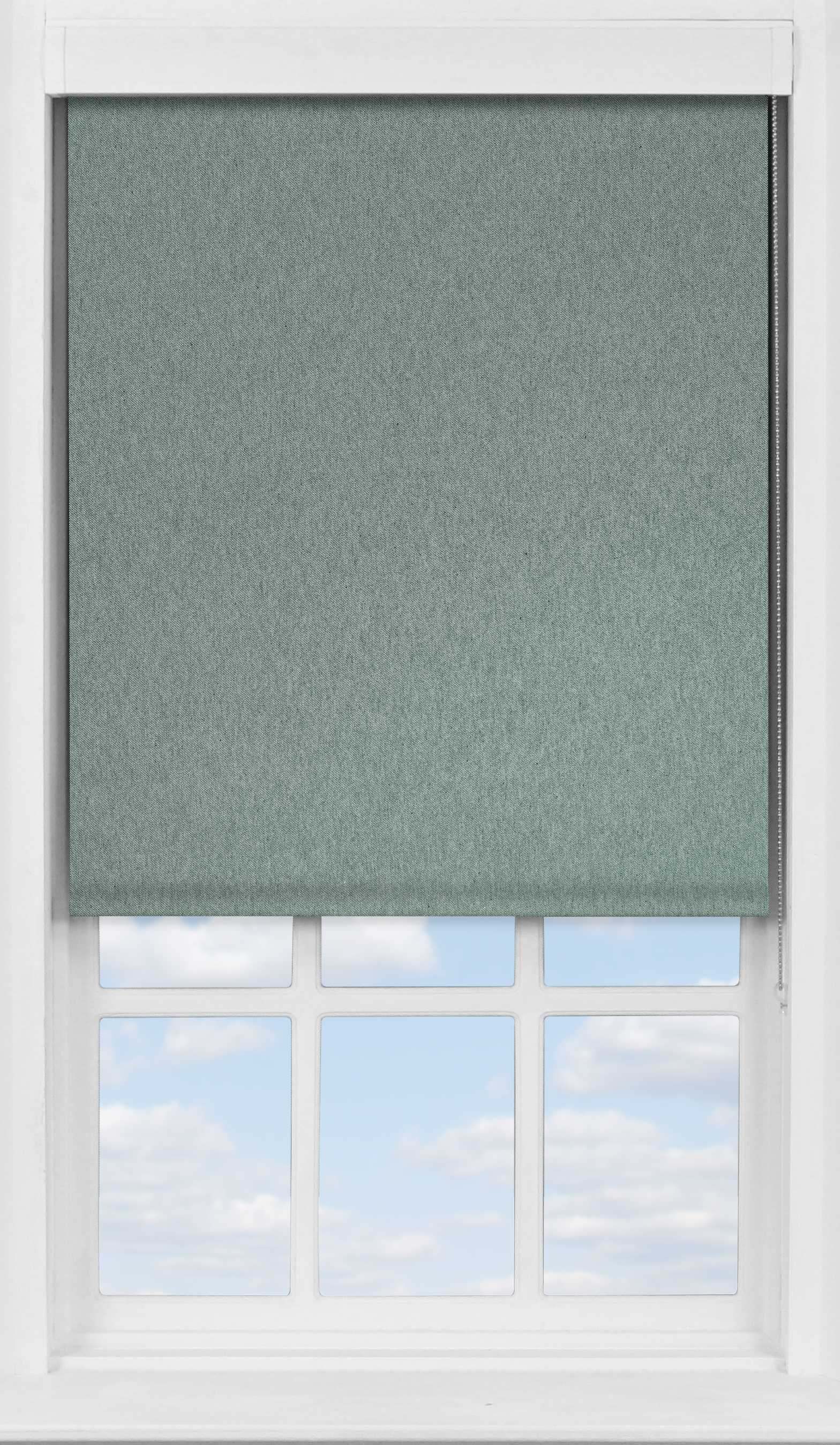 Premium Roller Blind in Atlantic Translucent