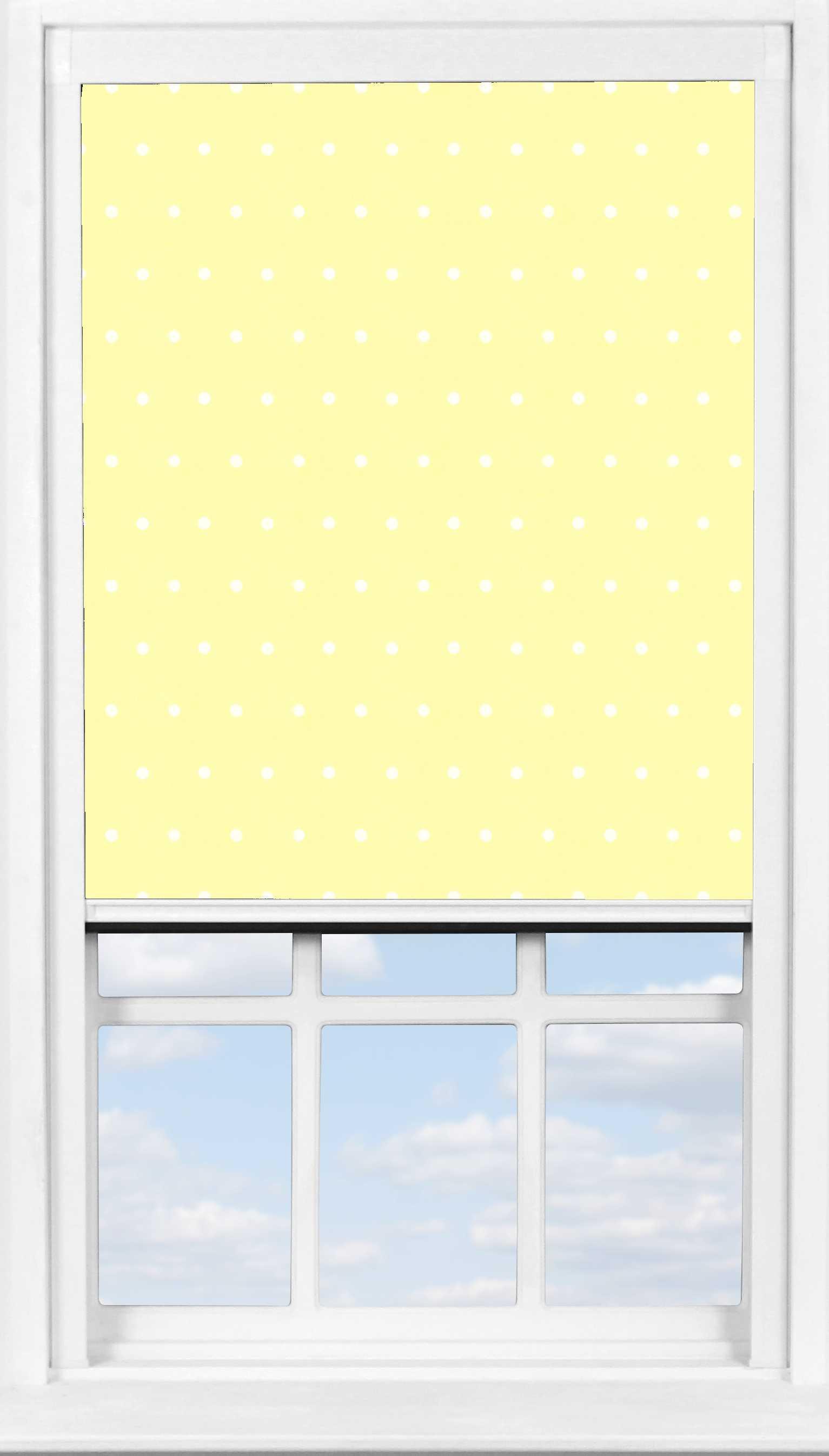 BlocOut™ in Lemon Polka Dot Blackout