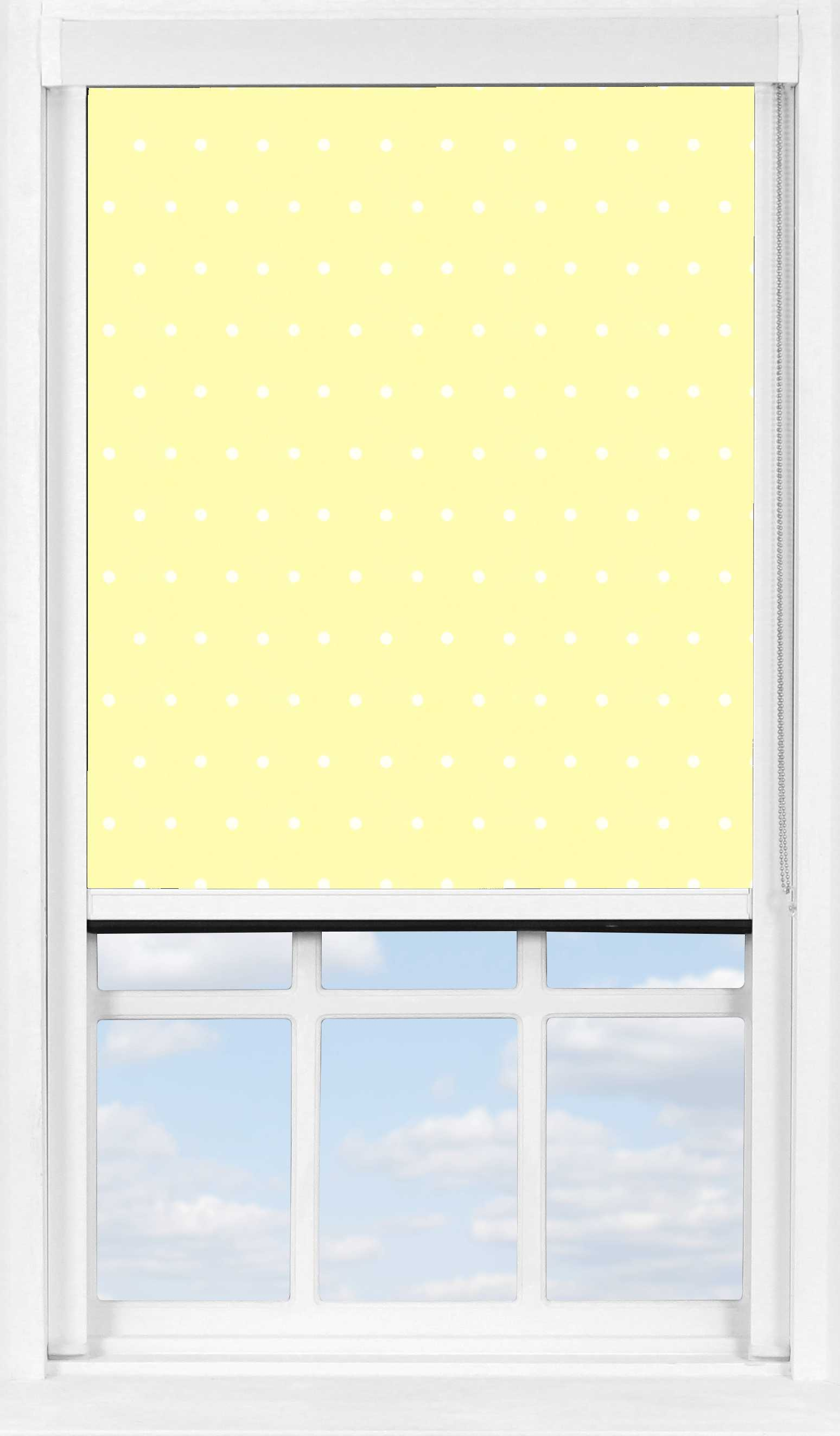 BlocOut™ XL in Lemon Polka Dot Blackout