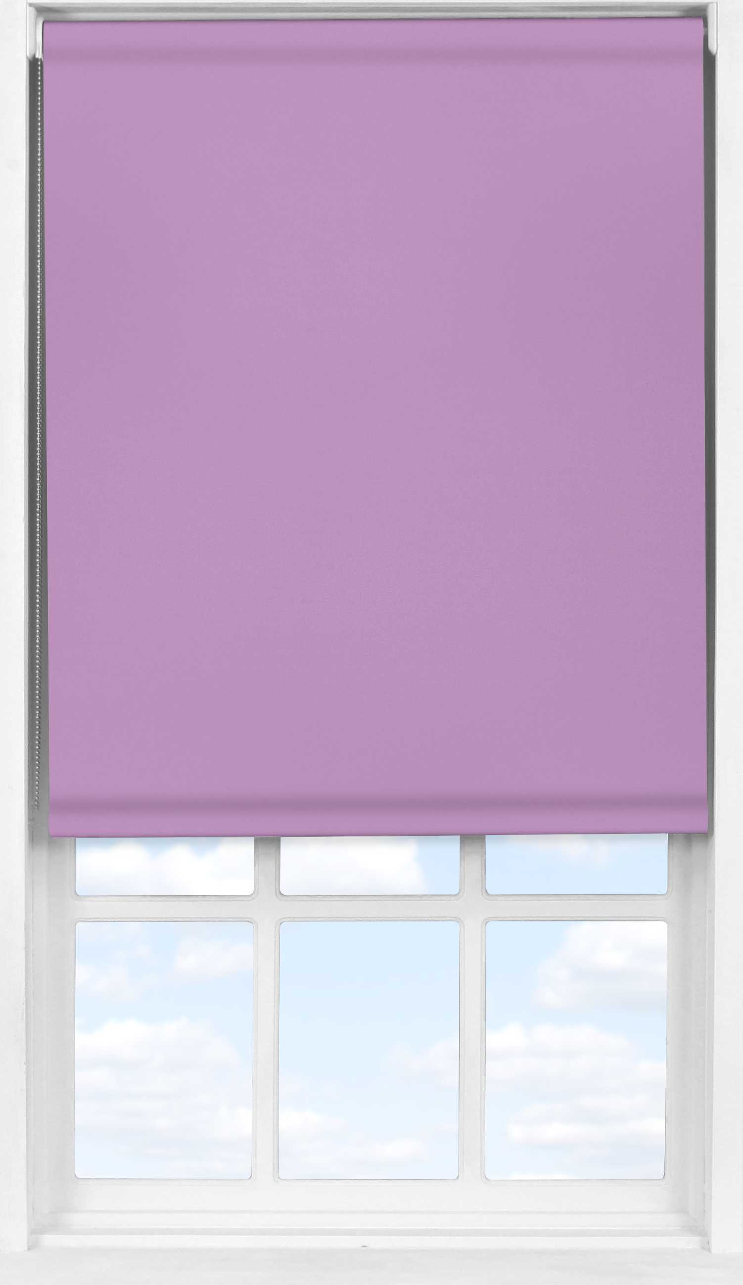 Easifit Roller Blind in Lavender Mist Blackout