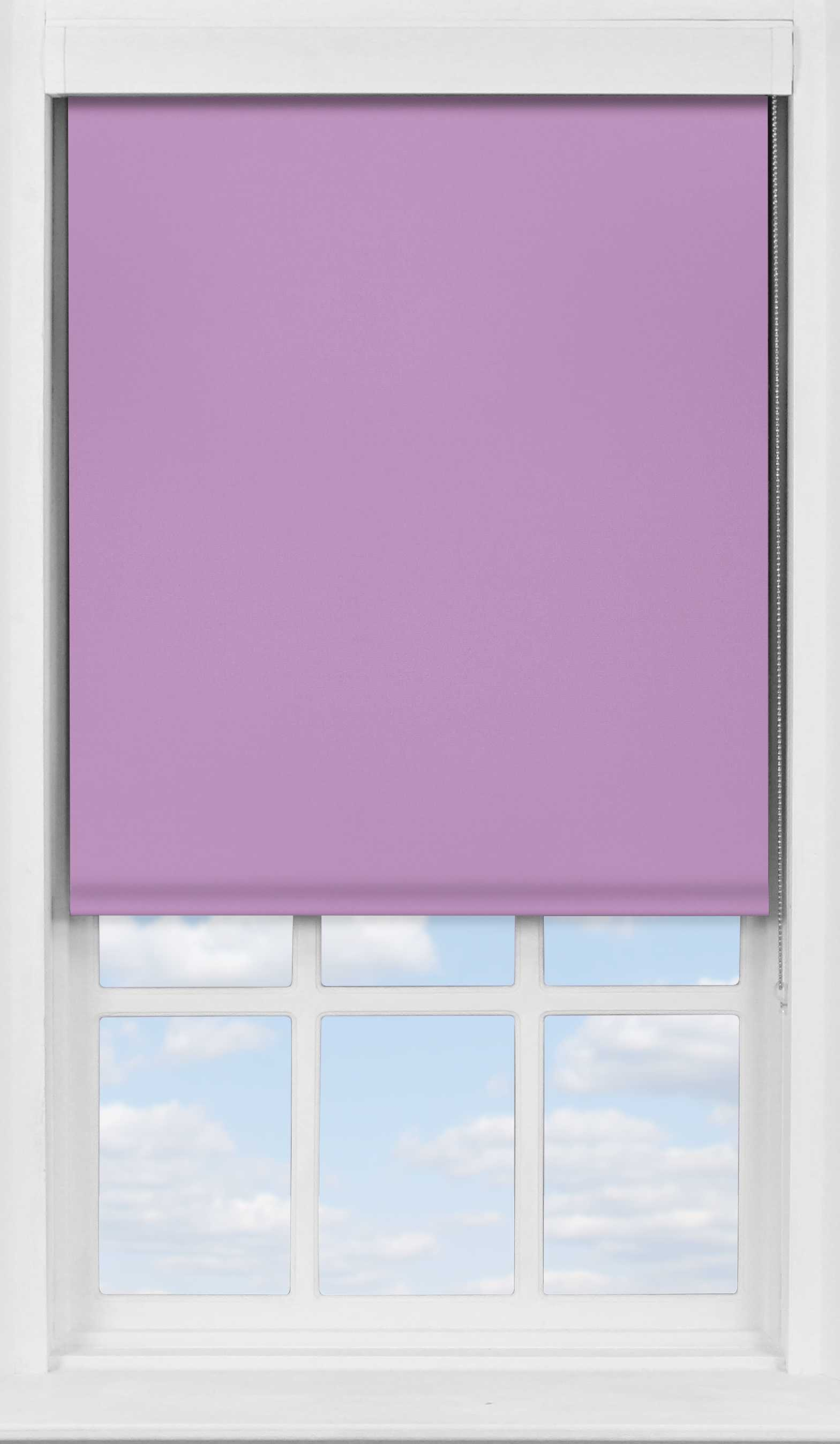 Premium Roller Blind in Lavender Mist Blackout