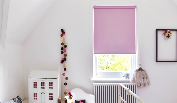 Order blinds online for childrens bedrooms and play areas for Blinds for kids rooms